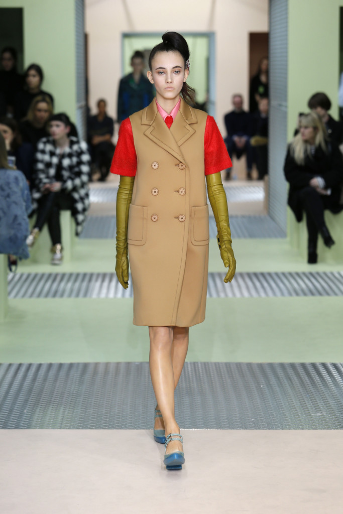 Winter 2015 Fashion Show Prada Collection