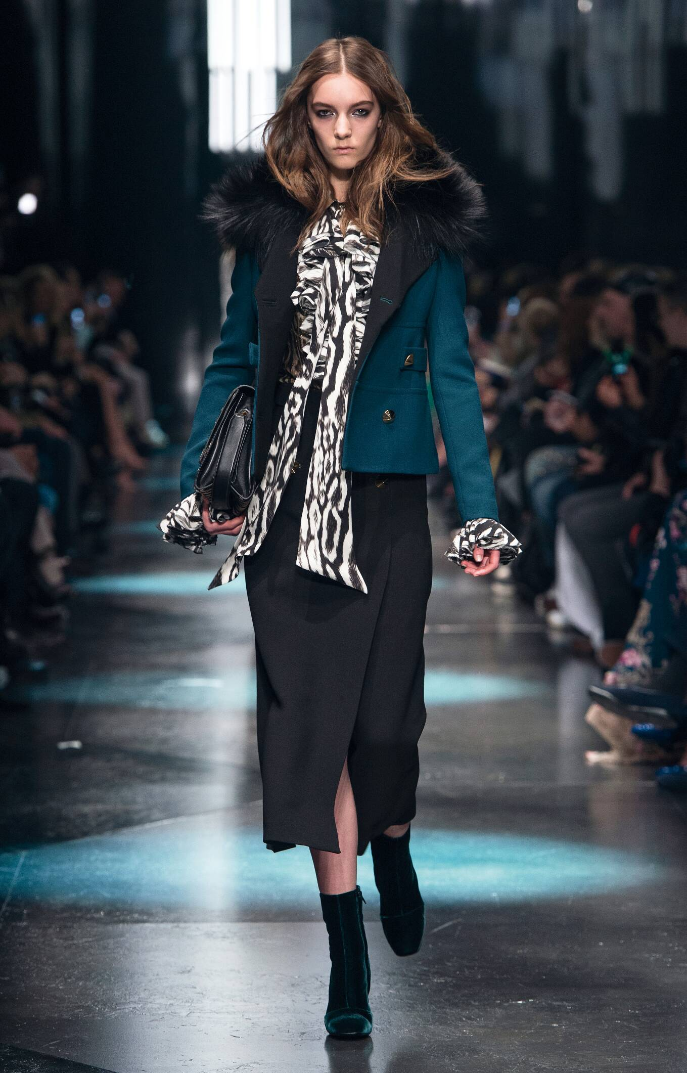 Winter 2015 Fashion Show Roberto Cavalli Collection