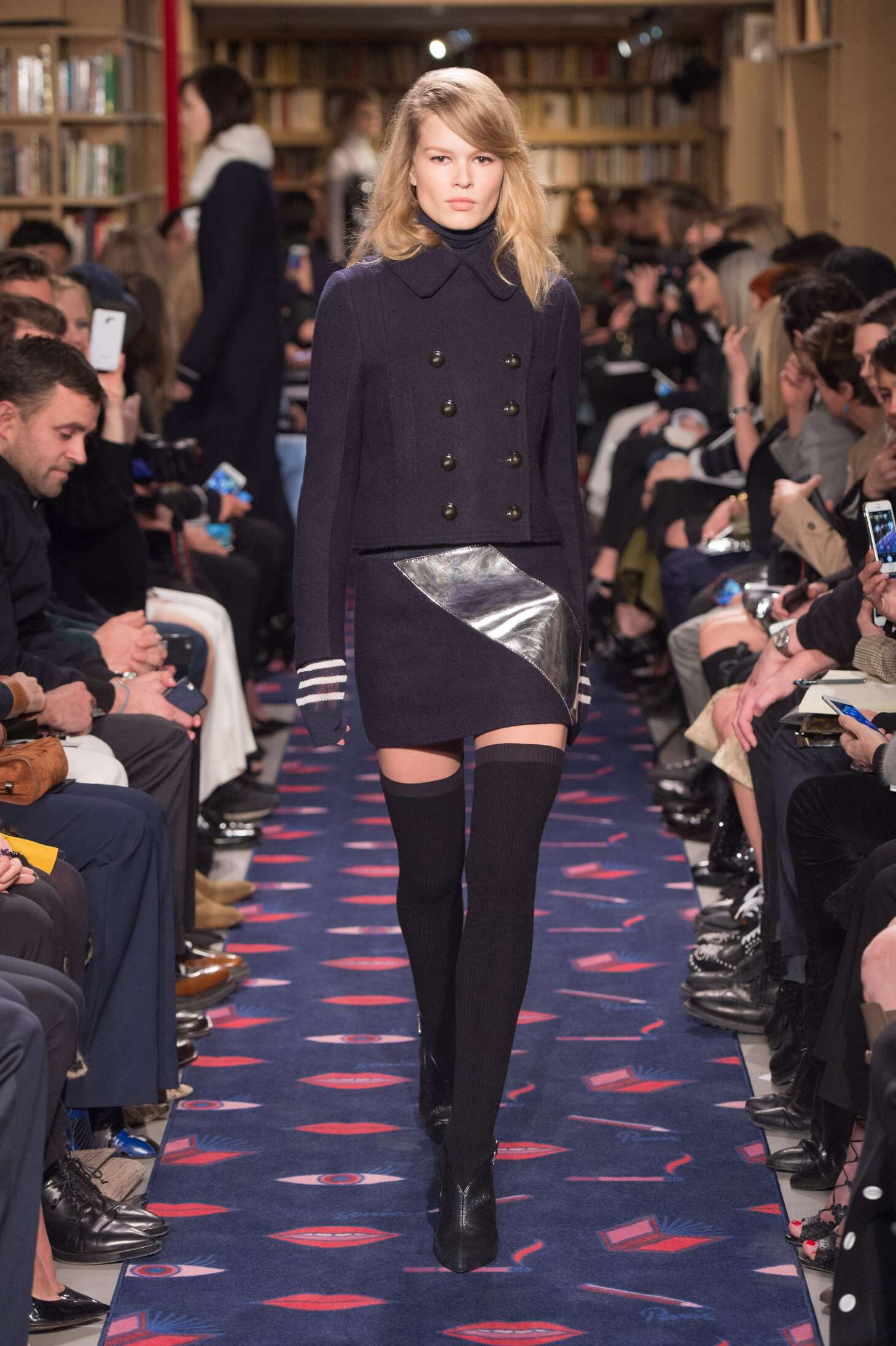 Winter 2015 Fashion Show Sonia Rykiel Collection
