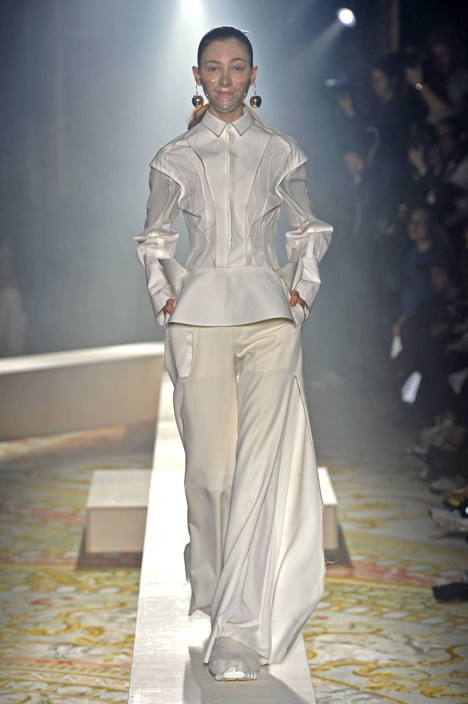 Winter 2015 Fashion Show Undercover Collection