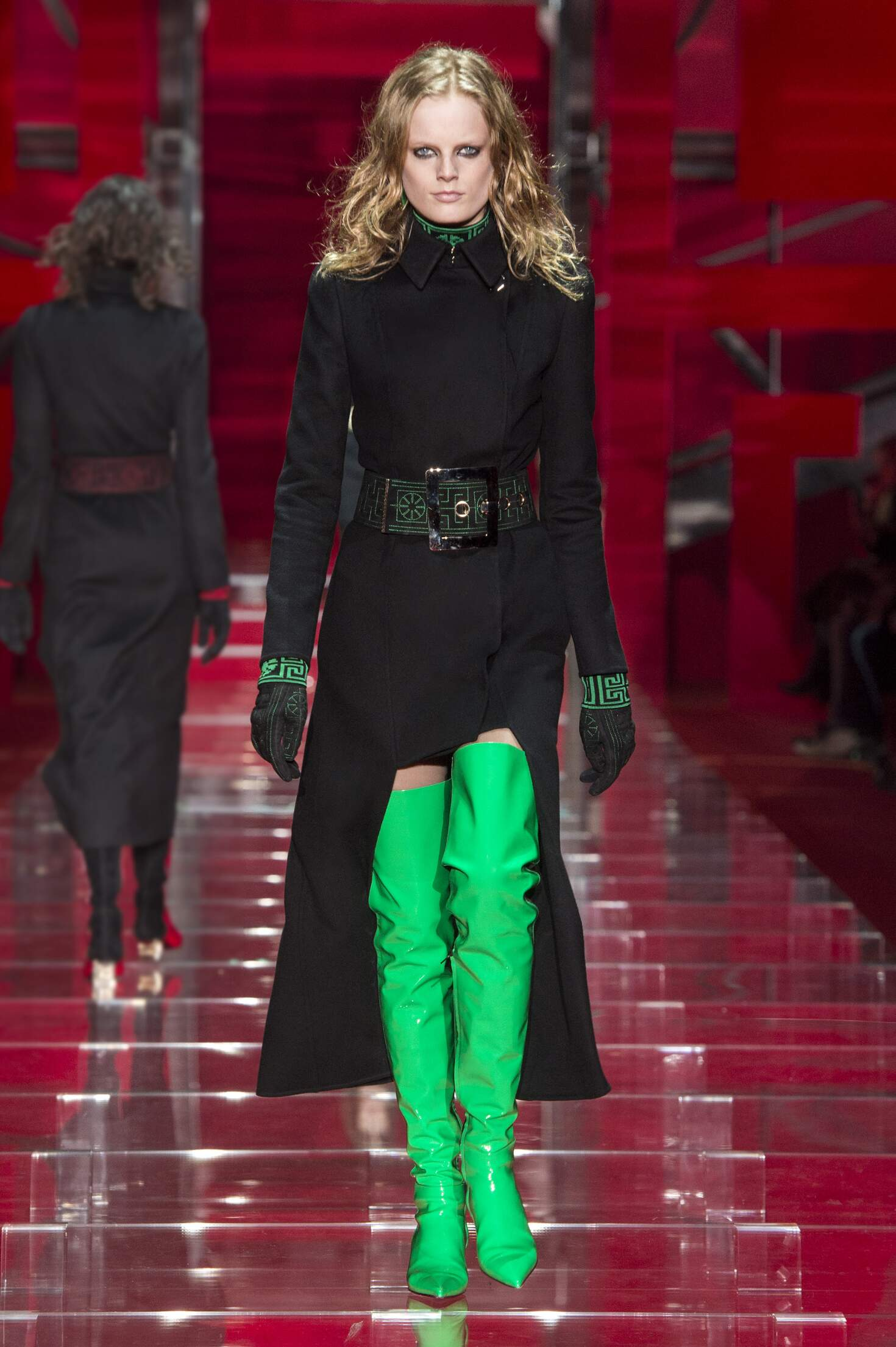 Winter 2015 Fashion Show Versace Collection