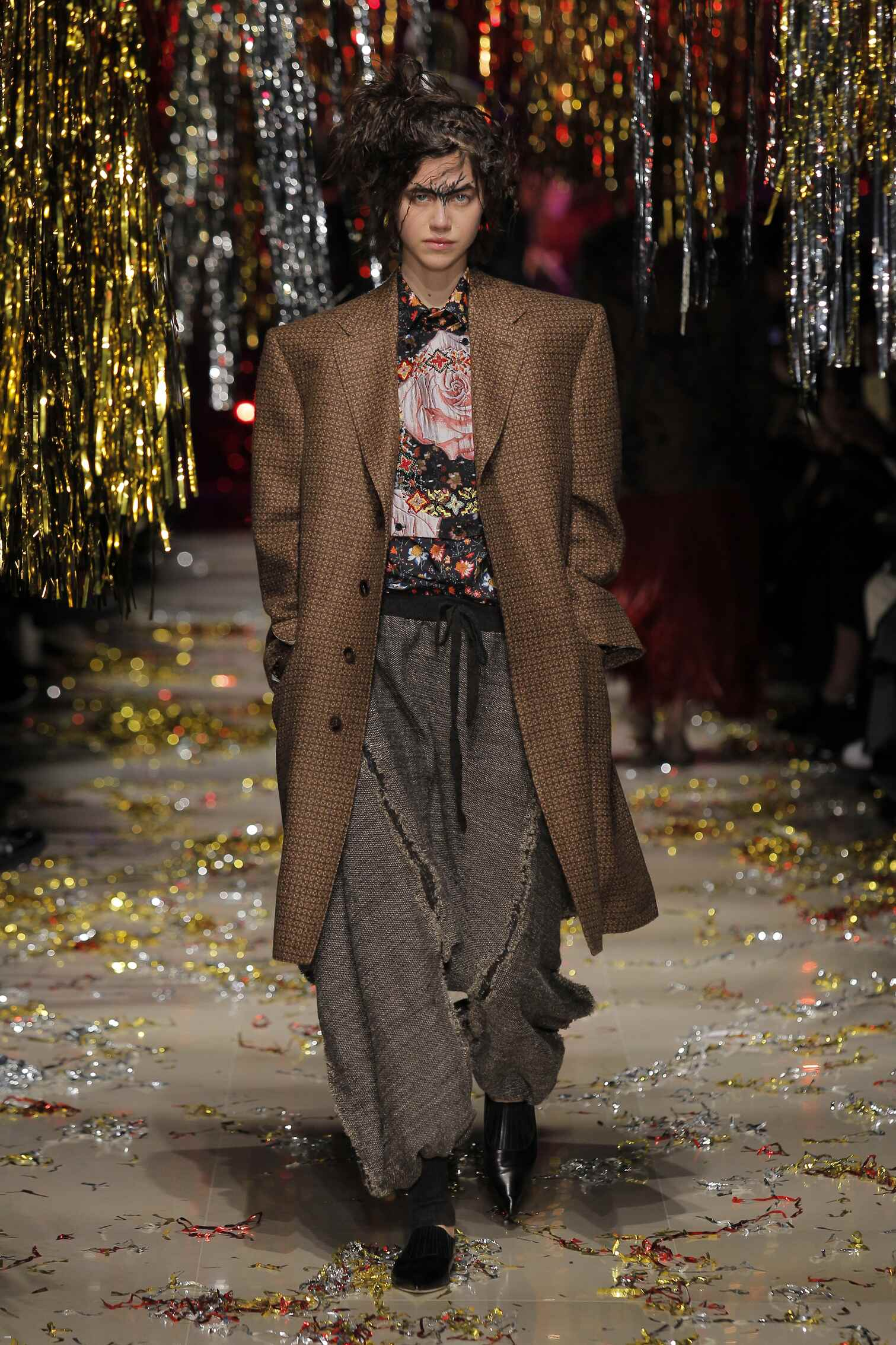Winter 2015 Fashion Show Vivienne Westwood Gold Label Collection