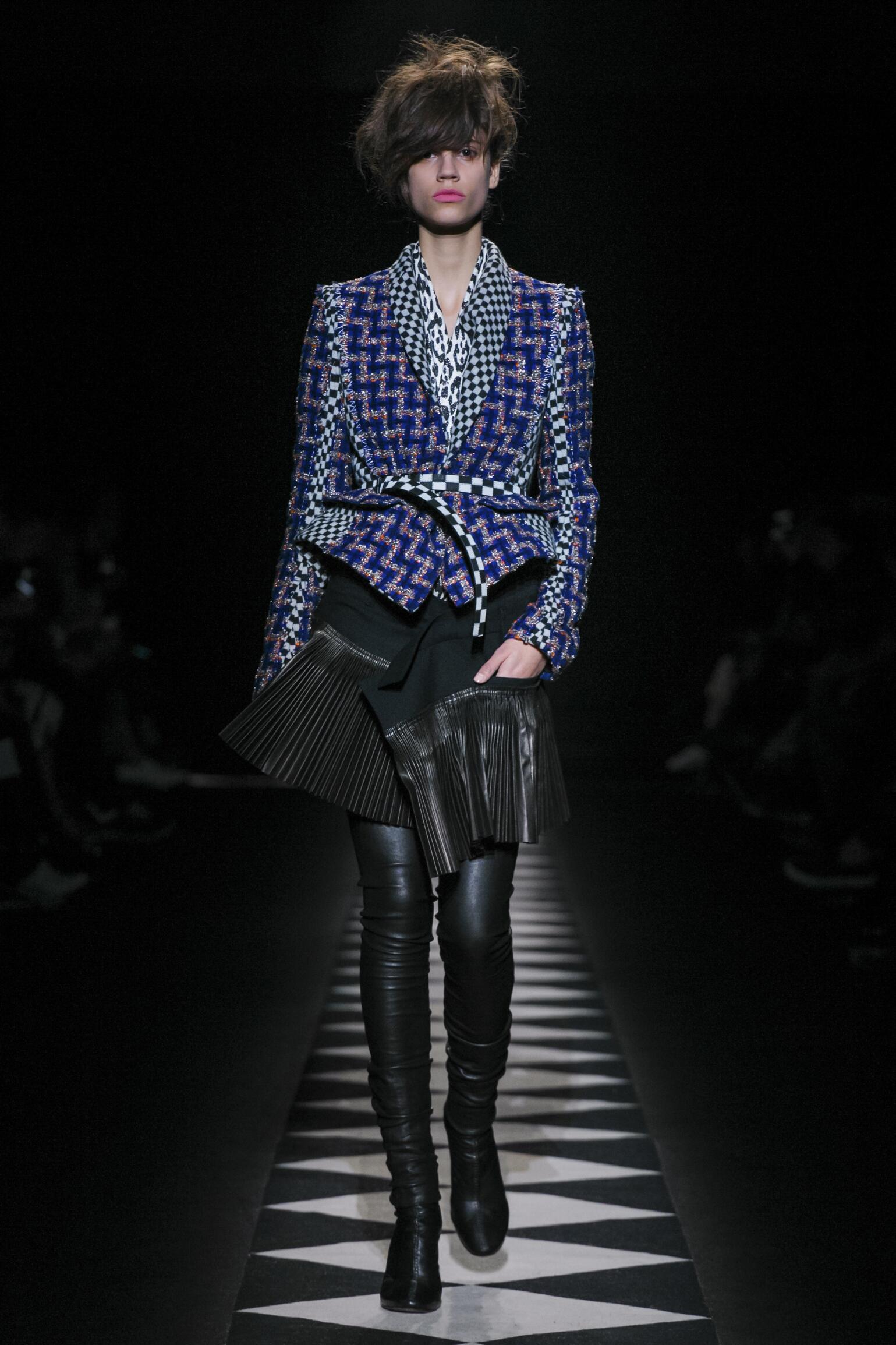 Winter 2015 Fashion Trends Haider Ackermann Collection