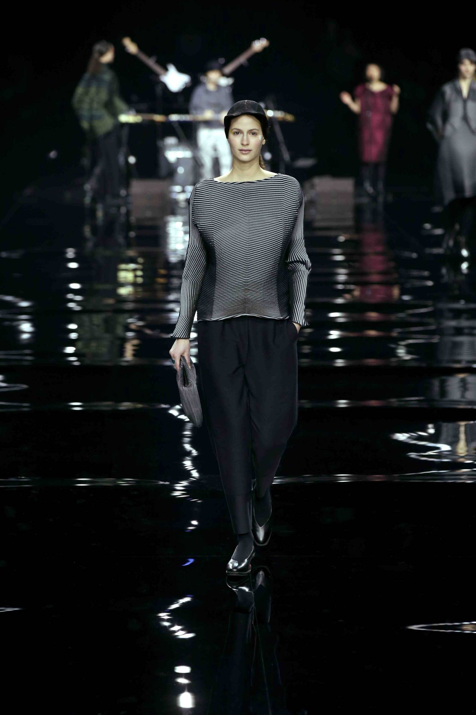 Winter 2015 Fashion Trends Issey Miyake Collection