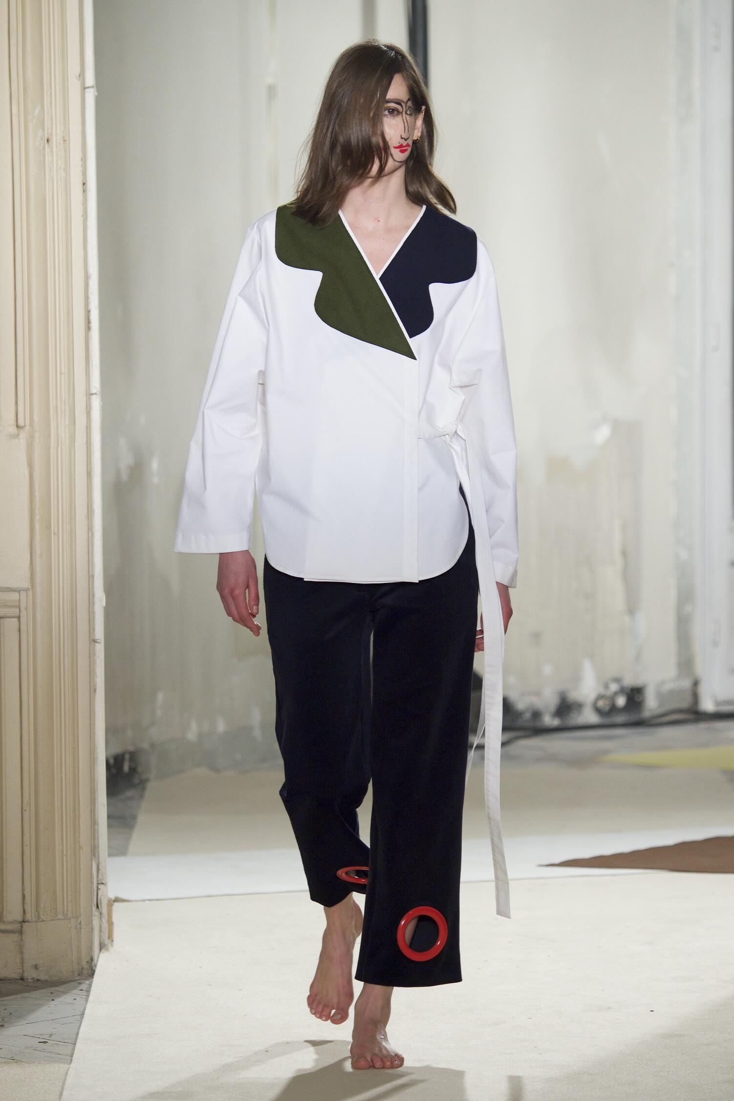 Winter 2015 Fashion Trends Jacquemus Collection