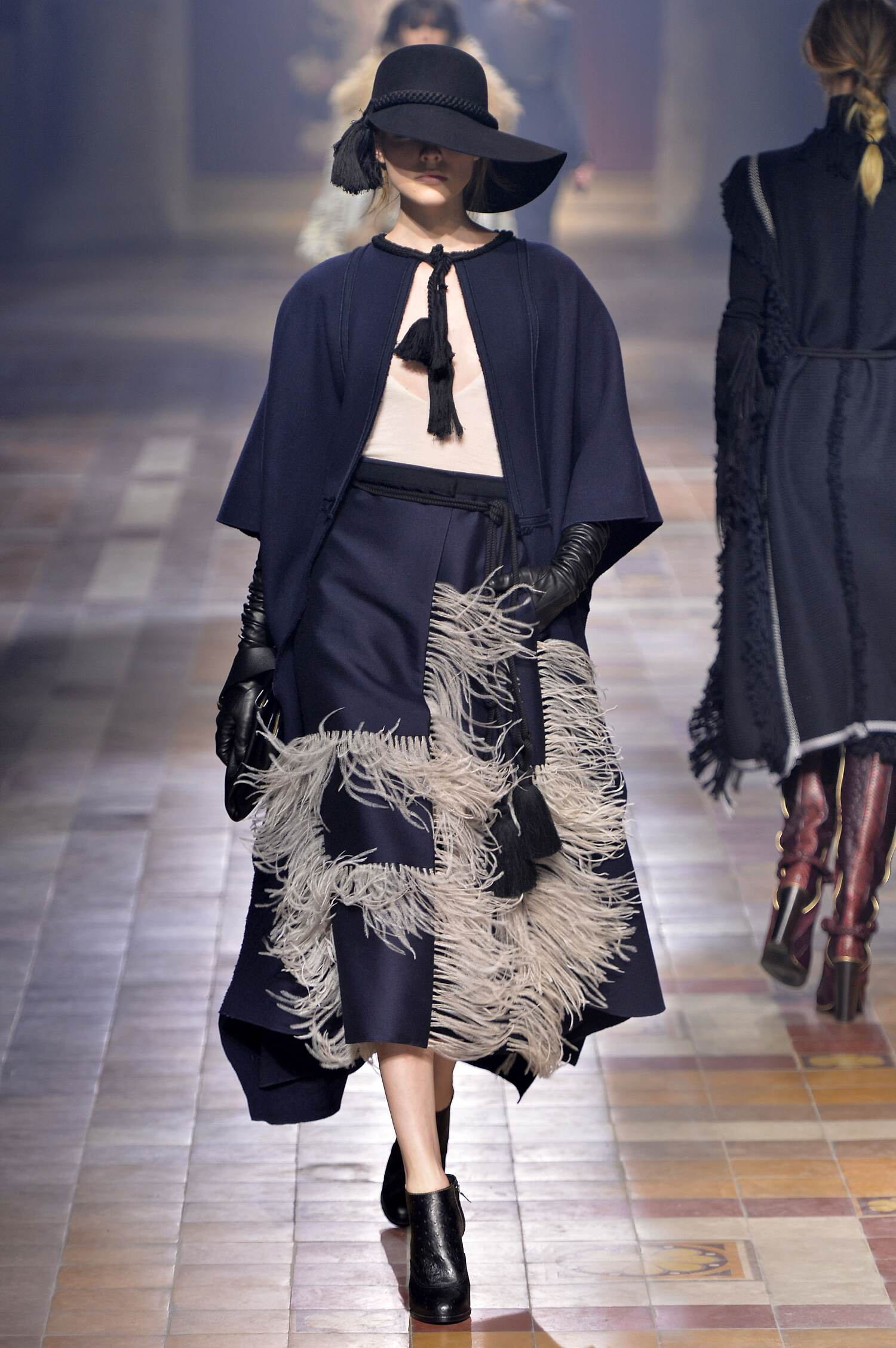 Winter 2015 Fashion Trends Lanvin Collection
