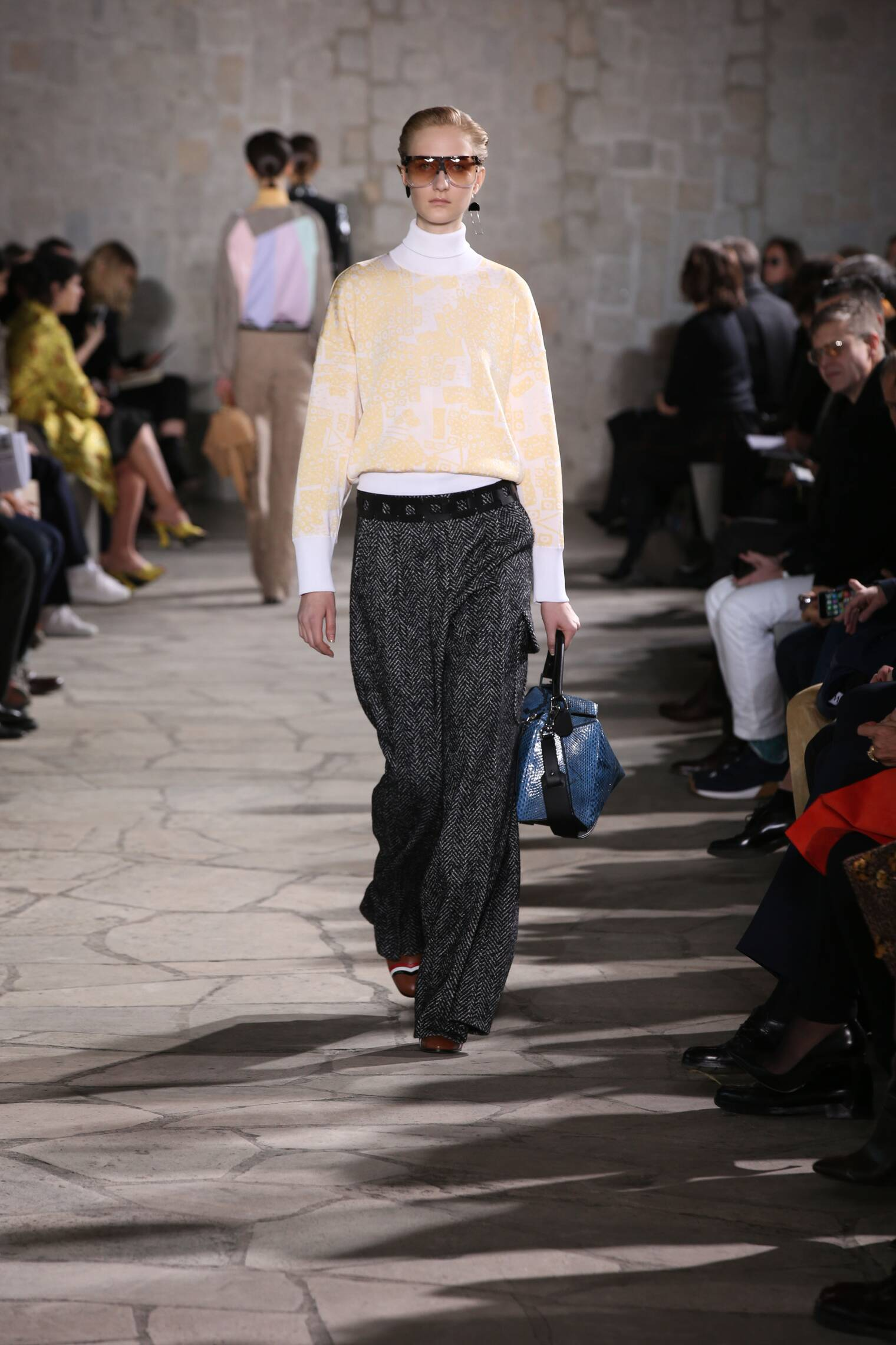 Winter 2015 Fashion Trends Loewe Collection