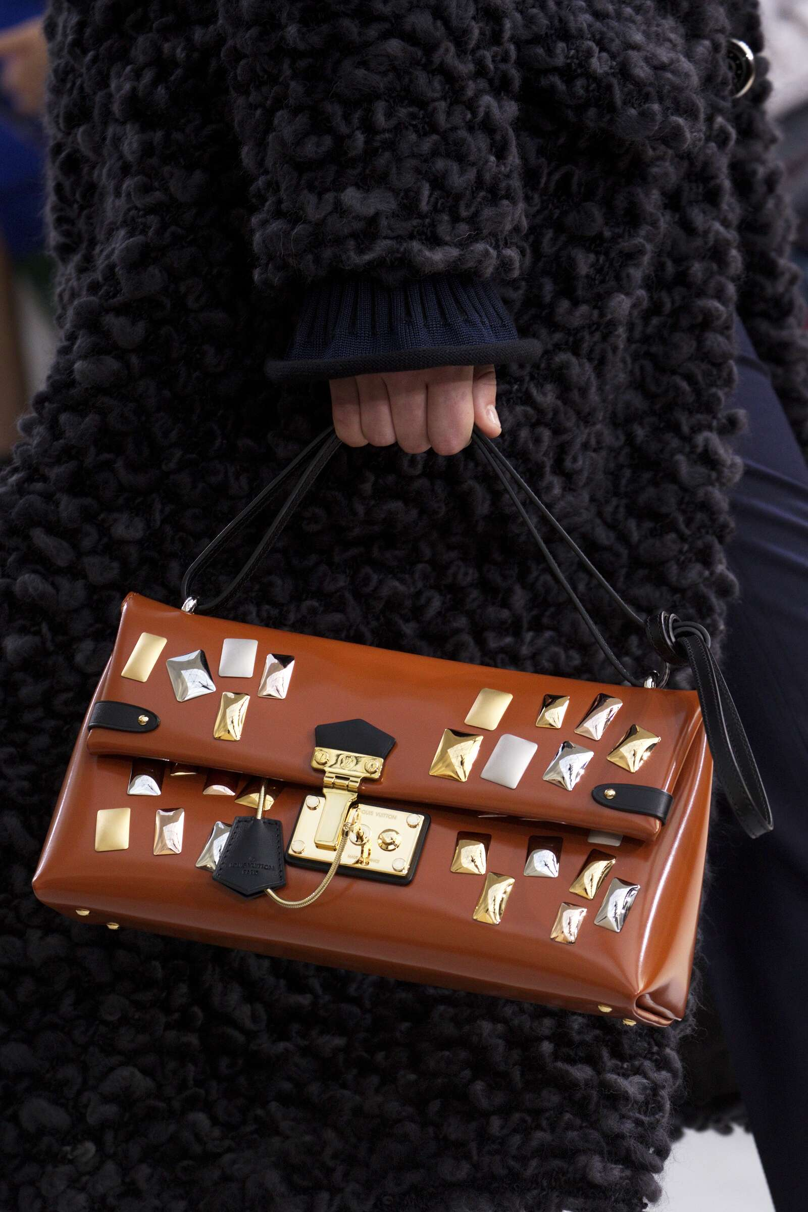 Winter 2015 Fashion Trends Louis Vuitton Bag Details Collection