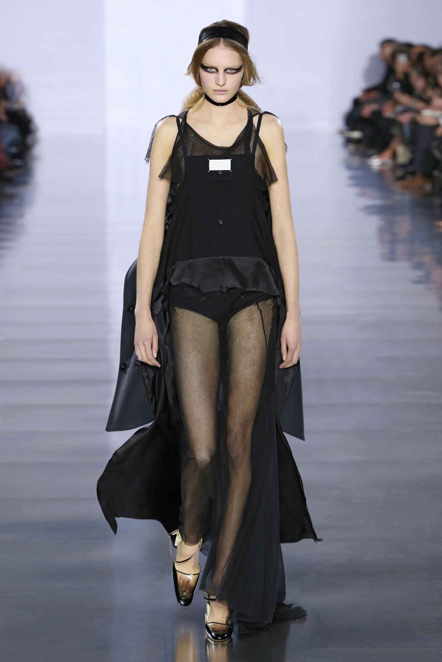 Winter 2015 Fashion Trends Maison Margiela Collection