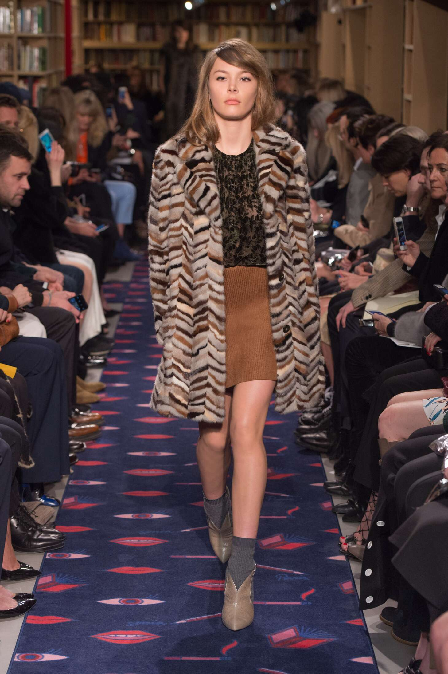 Winter 2015 Fashion Trends Sonia Rykiel Collection