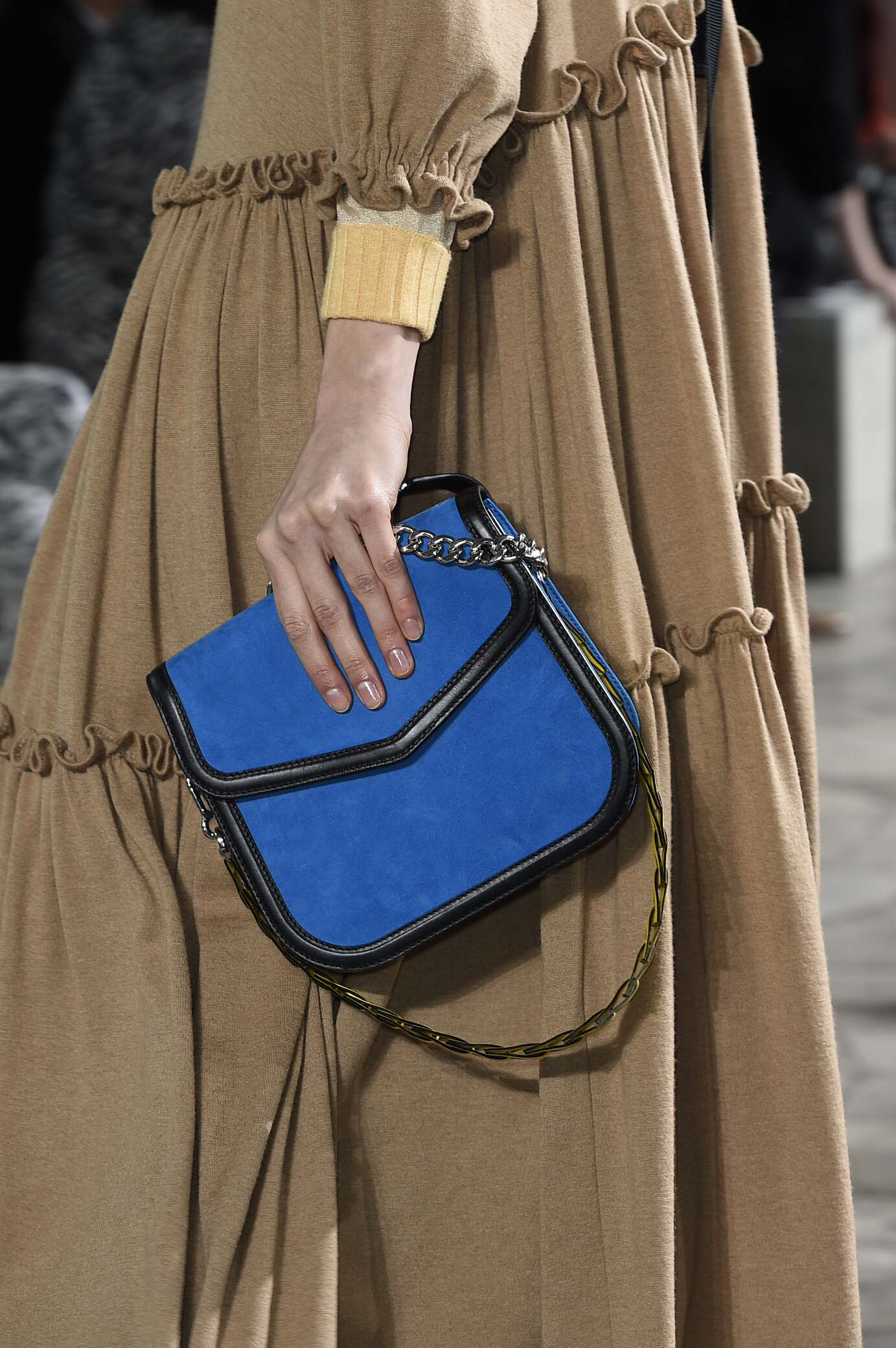 Winter 2015 Runway Loewe Bag Detail