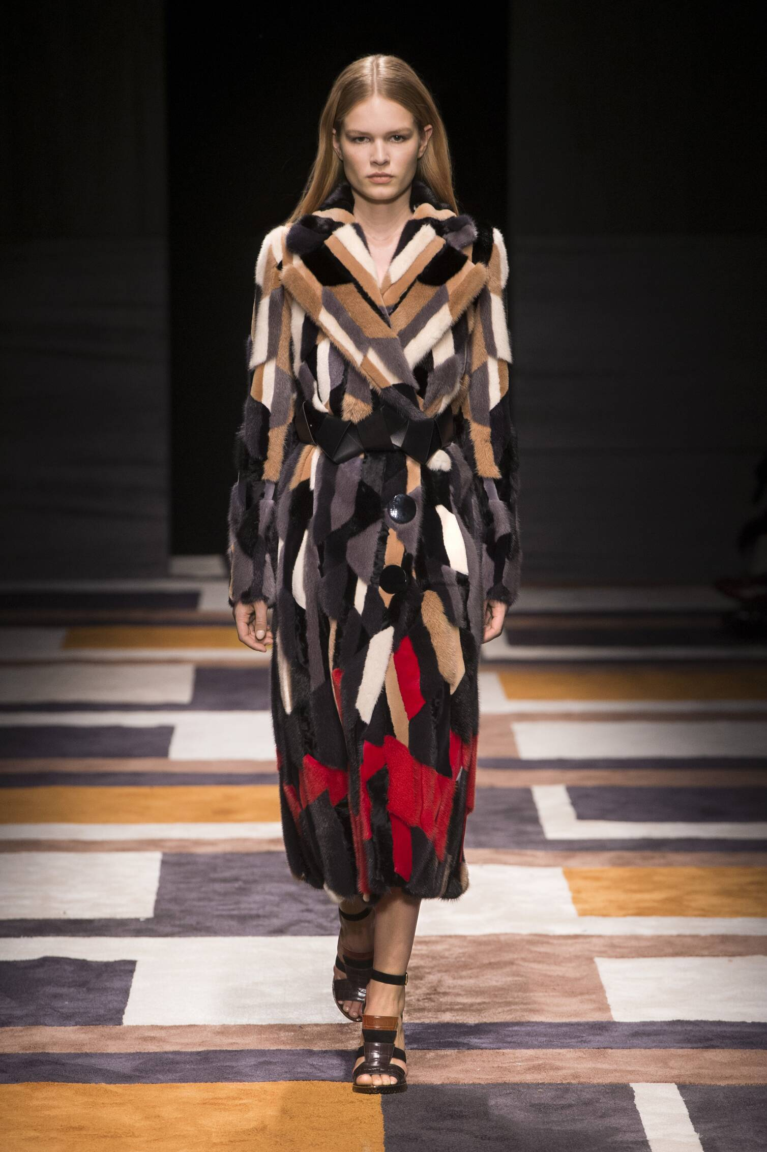 Winter 2015 Runway Salvatore Ferragamo