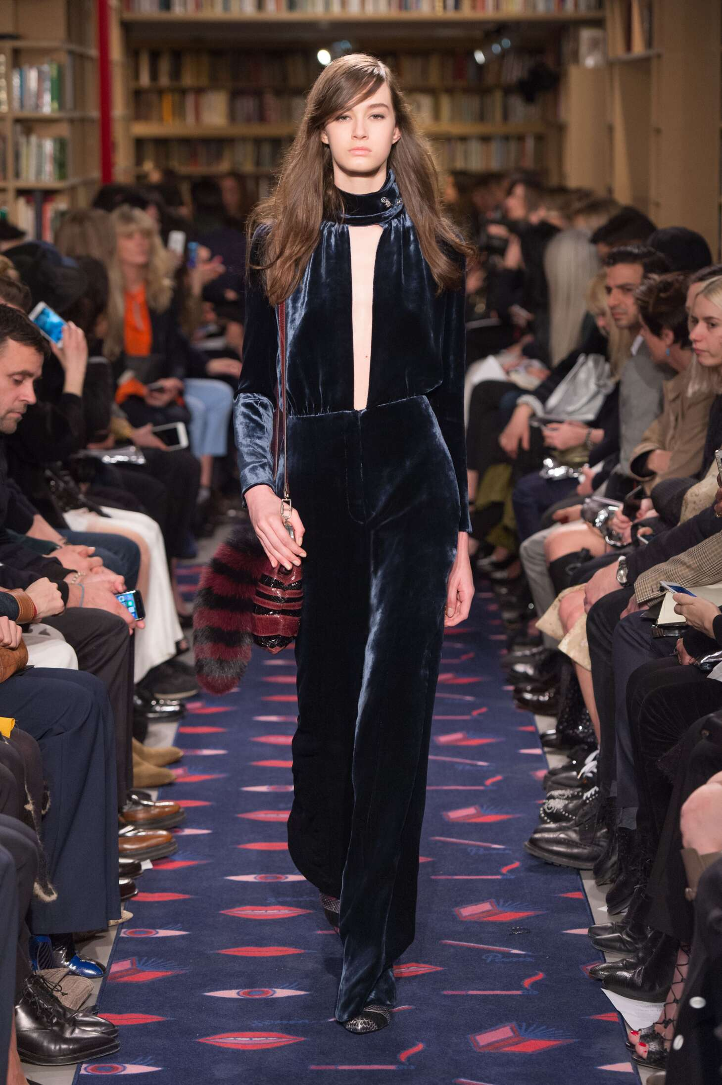 Winter 2015 Runway Sonia Rykiel