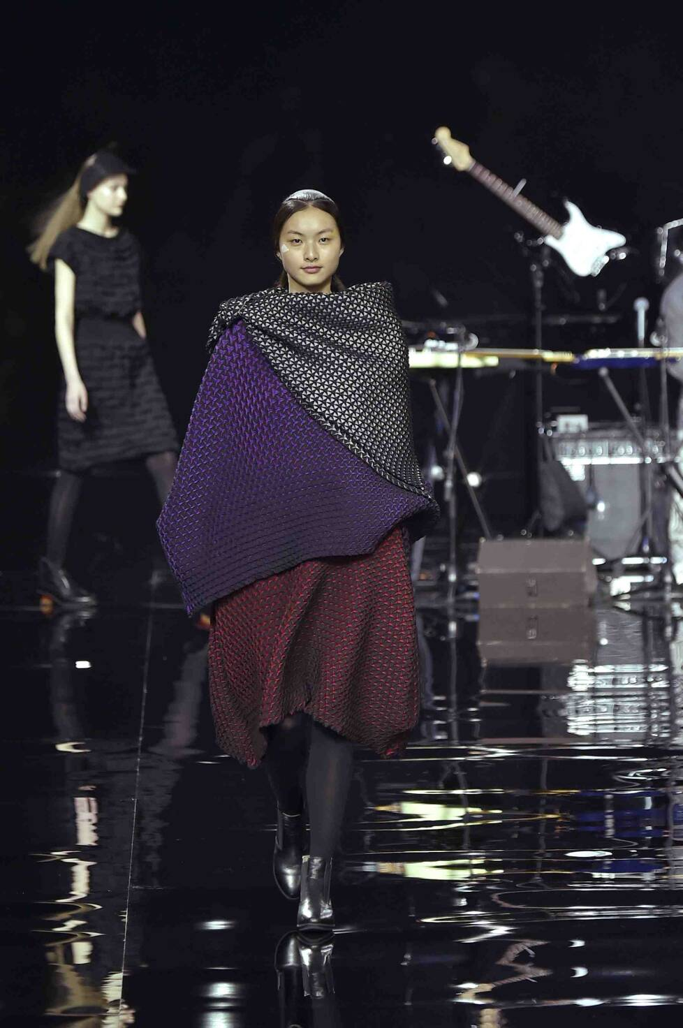Winter 2015 Woman Trends Issey Miyake Collection
