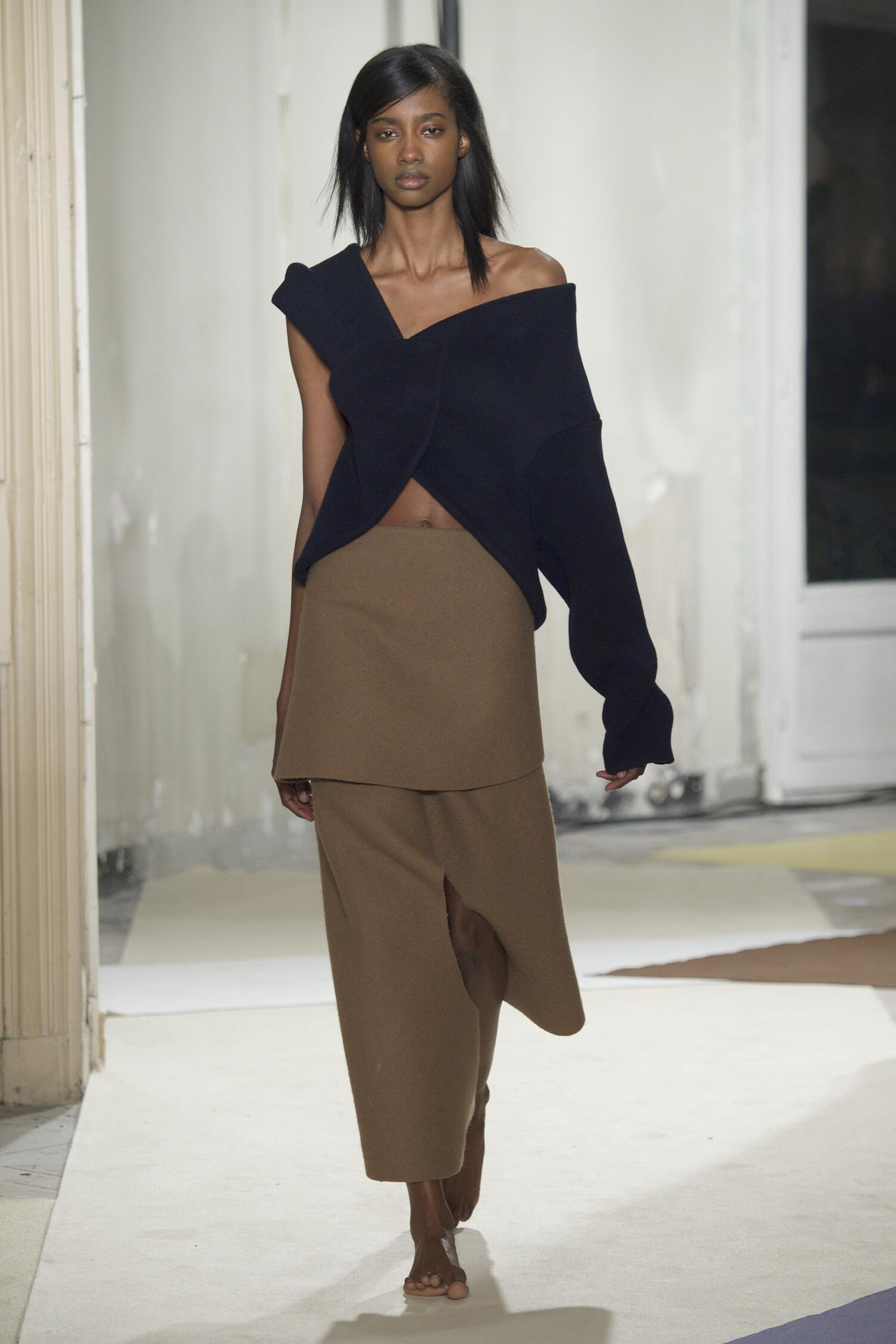 Winter 2015 Woman Trends Jacquemus Collection