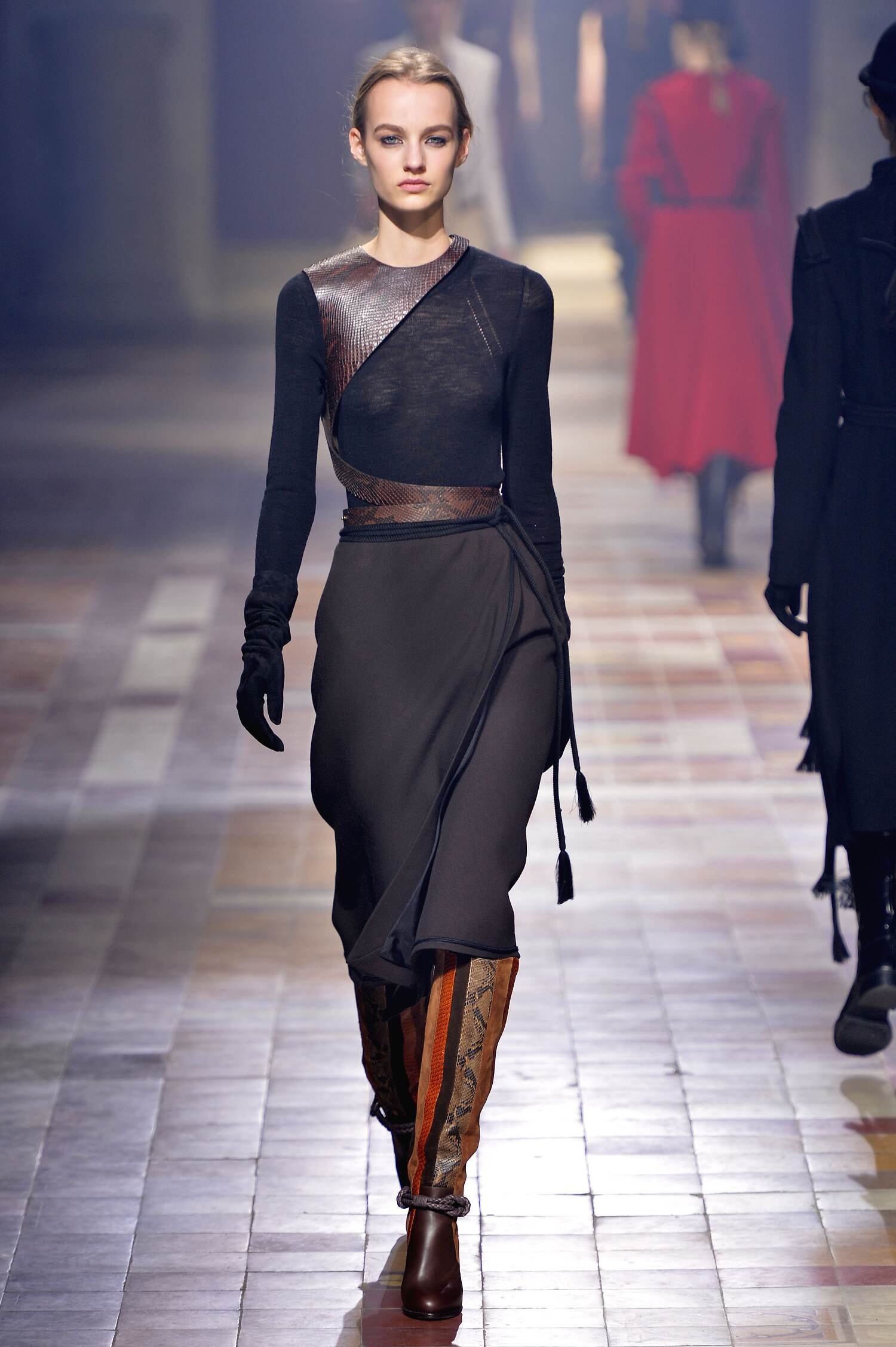 Winter 2015 Woman Trends Lanvin Collection