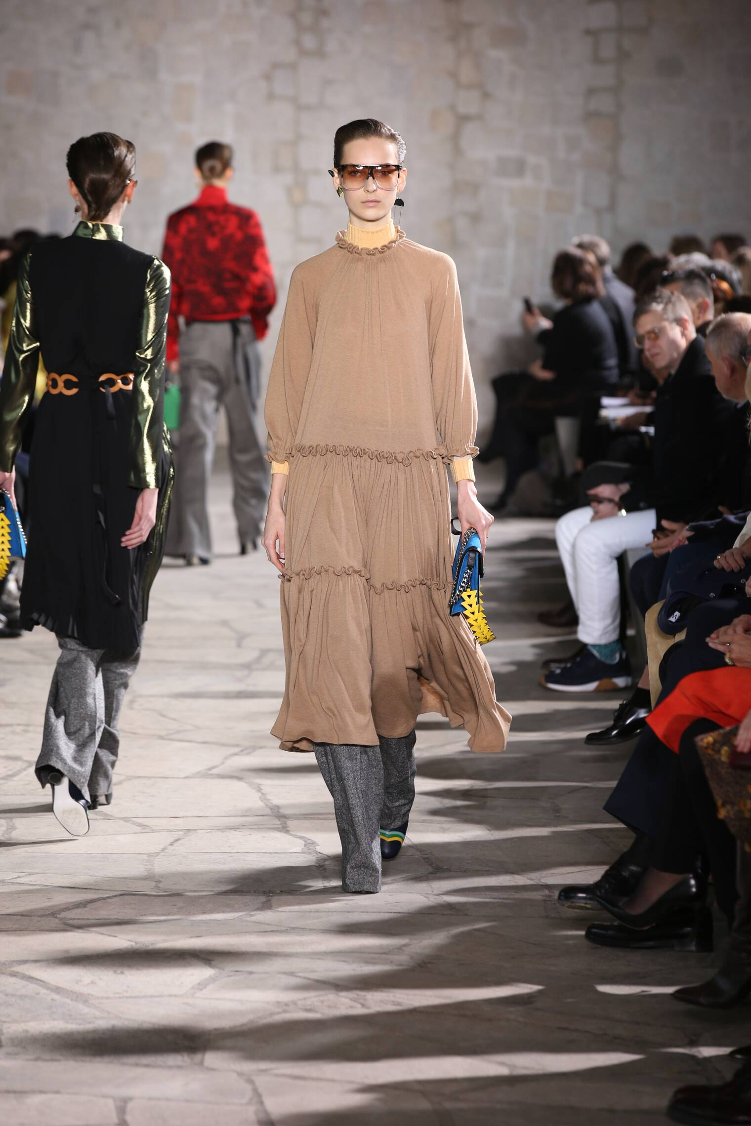 Winter 2015 Woman Trends Loewe Collection