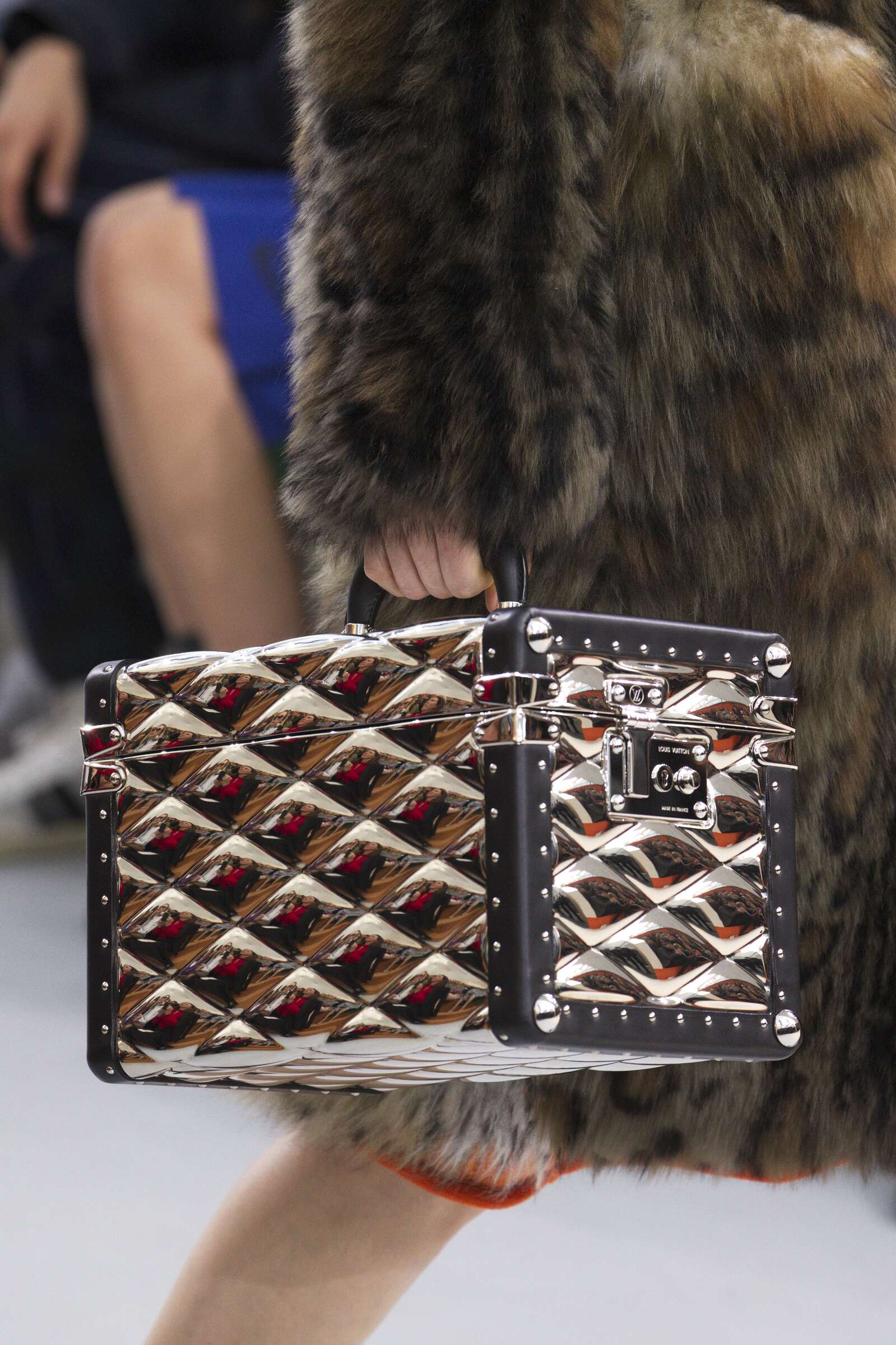Winter 2015 Woman Trends Louis Vuitton Bag Details Collection