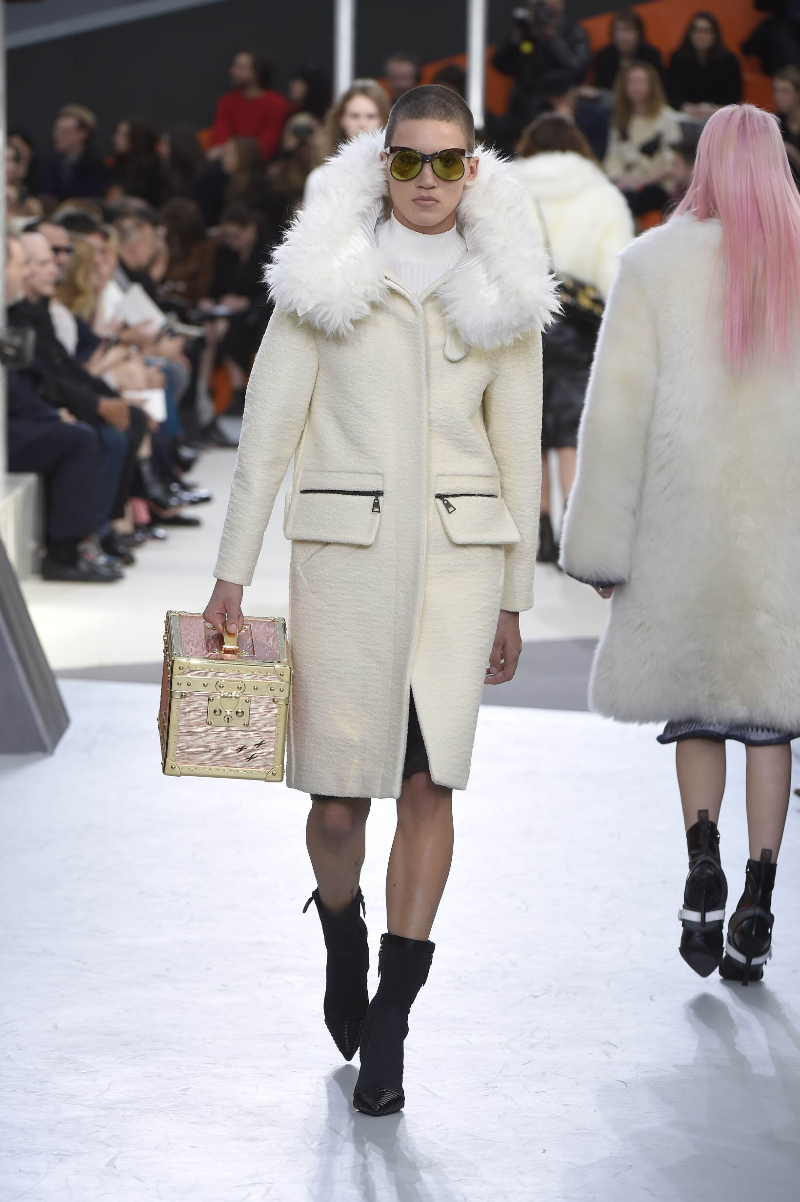Winter 2015 Woman Trends Louis Vuitton Collection
