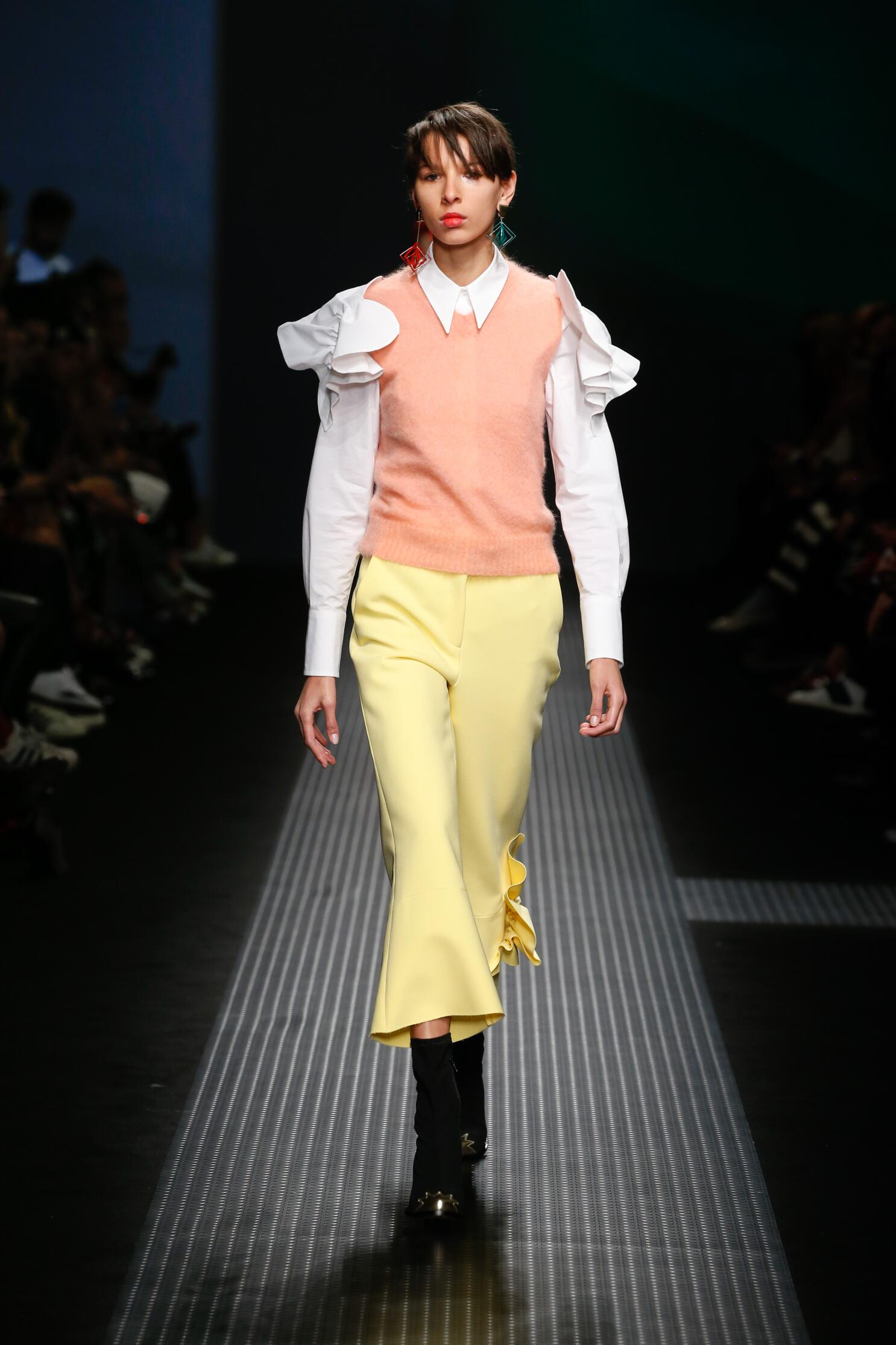 Winter 2015 Woman Trends Msgm Collection