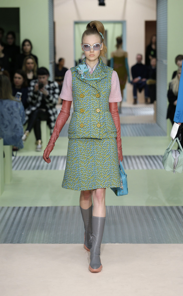 Winter 2015 Woman Trends Prada Collection