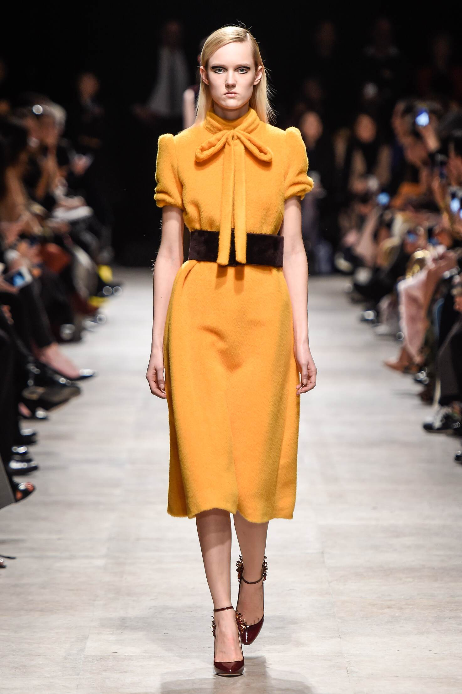 Winter 2015 Woman Trends Rochas Collection