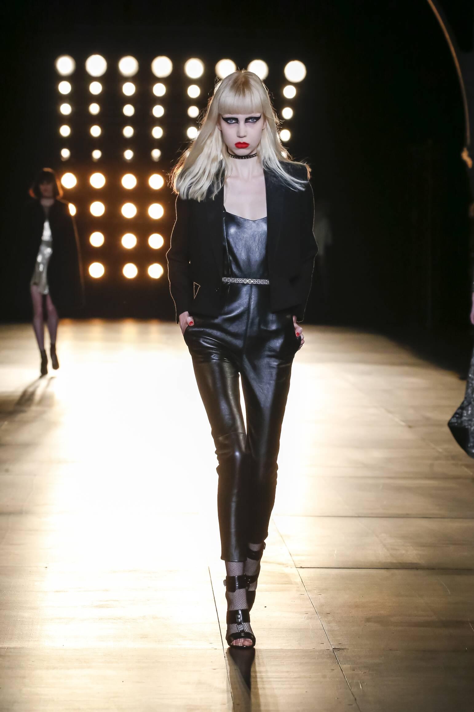 Winter 2015 Woman Trends Saint Laurent Collection