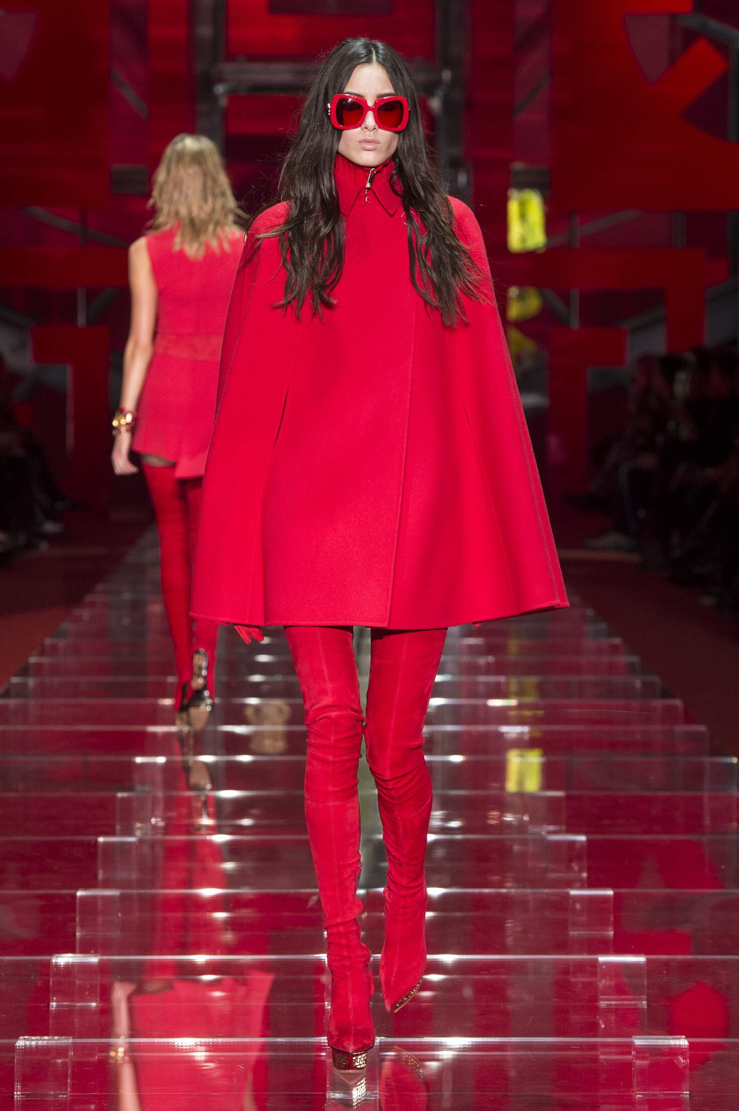 Winter 2015 Woman Trends Versace Collection