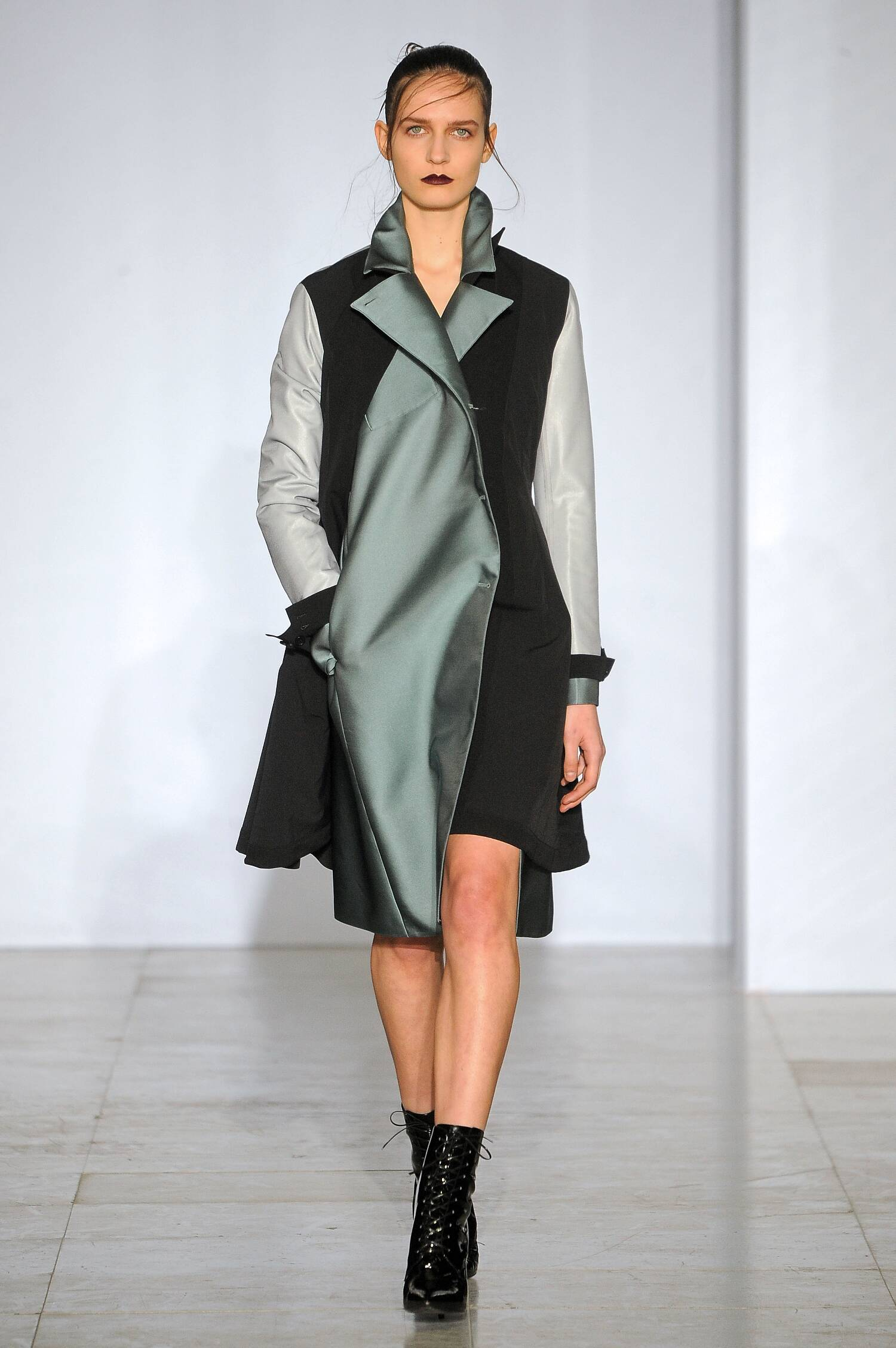 Winter 2015 Woman Trends Yang Li Collection