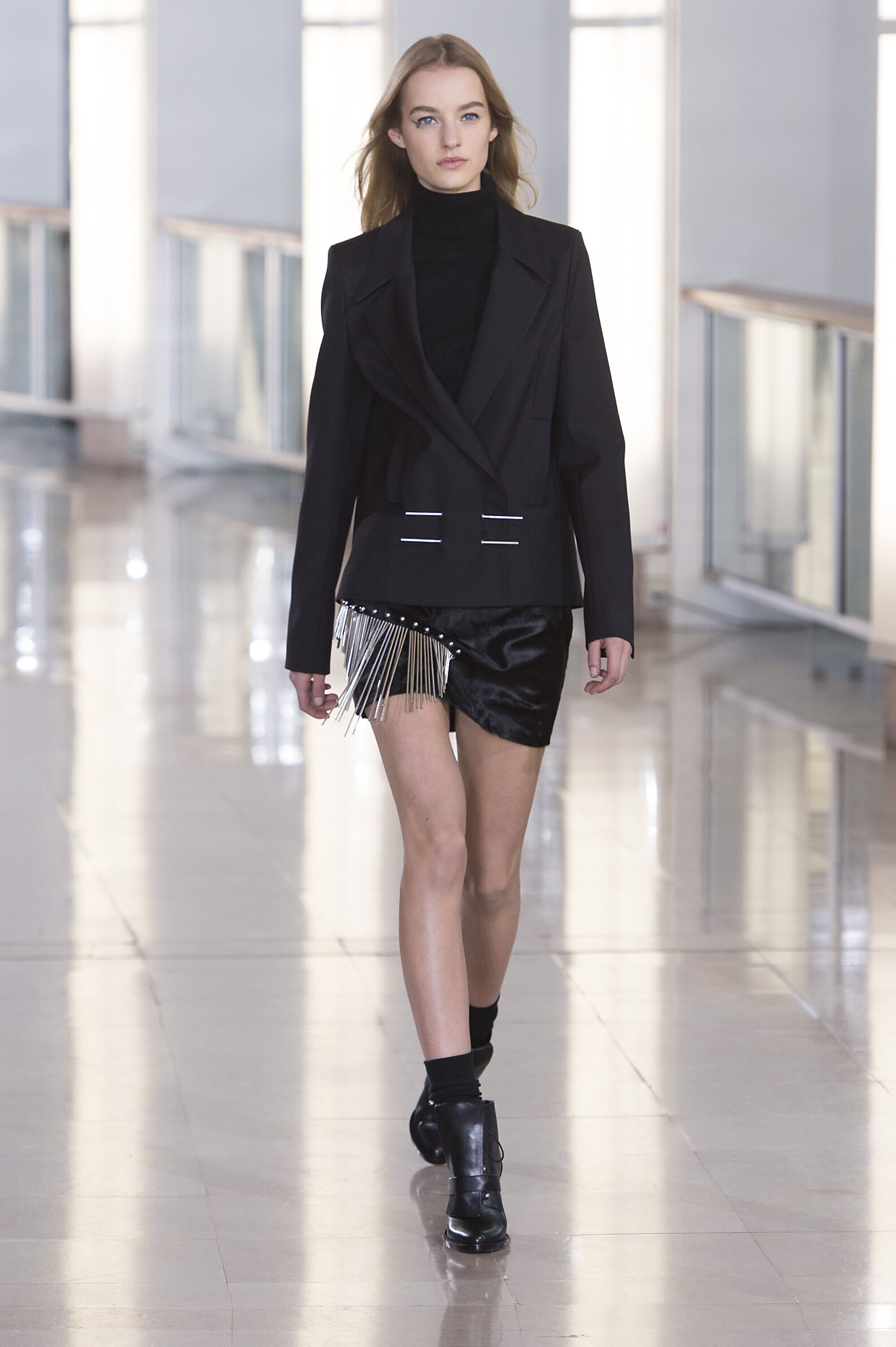 Winter Fashion Trends 2015 2016 Anthony Vaccarello Collection