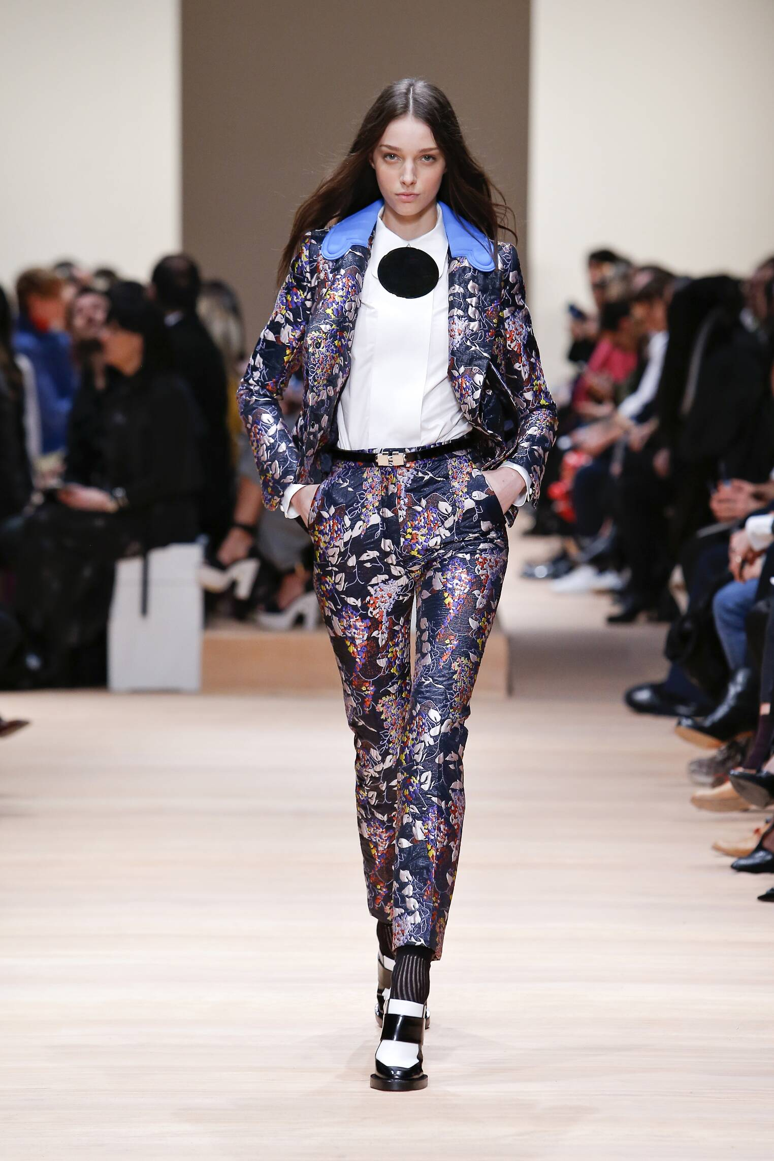 Winter Fashion Trends 2015 2016 Carven Collection