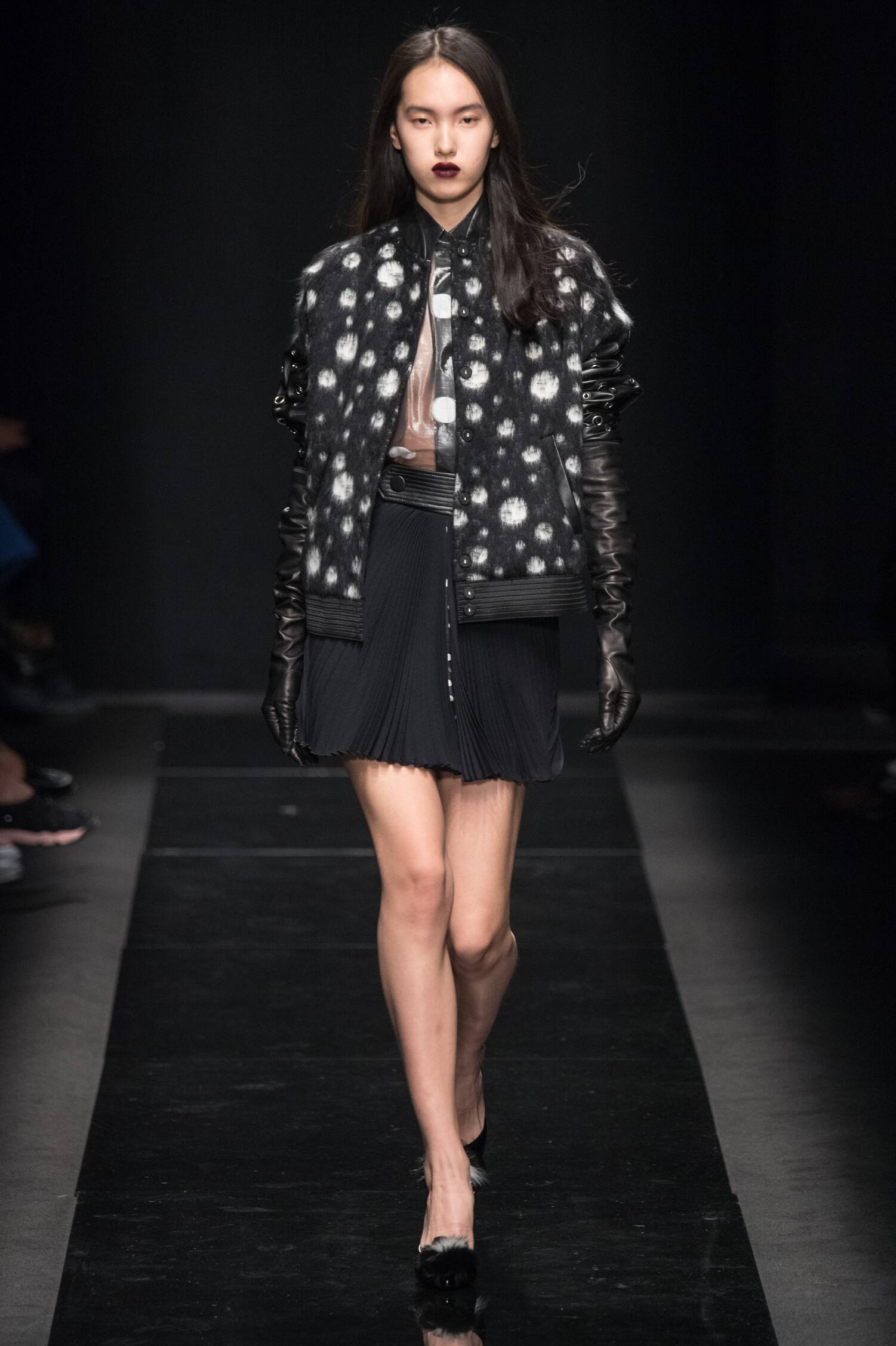 Winter Fashion Trends 2015 2016 Emanuel Ungaro Collection