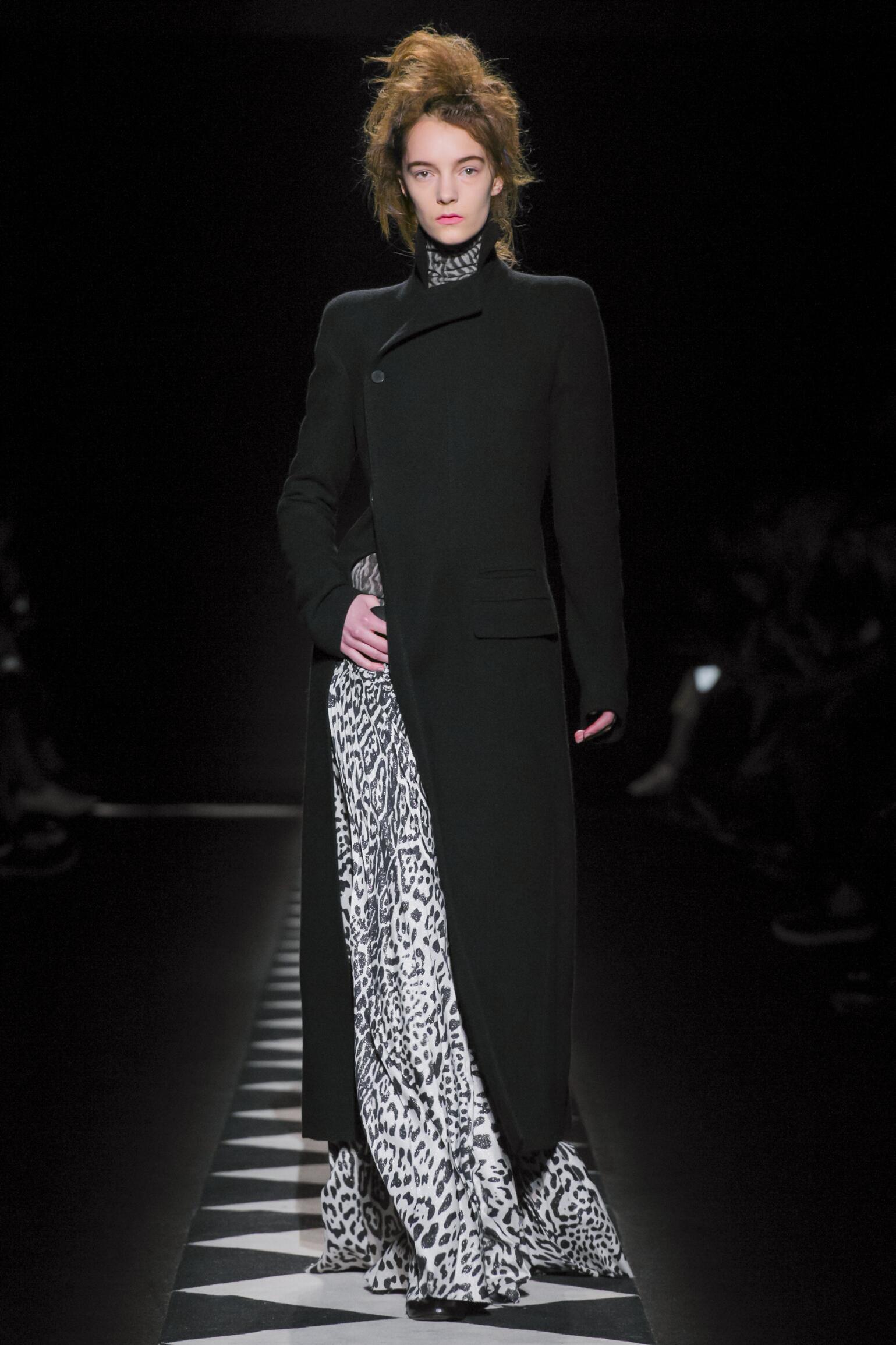 Winter Fashion Trends 2015 2016 Haider Ackermann Collection