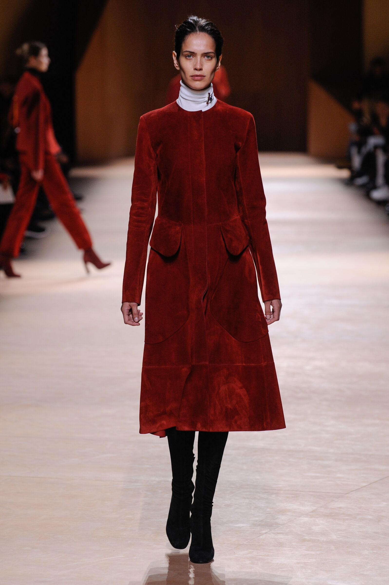 Winter Fashion Trends 2015 2016 Hermès Collection