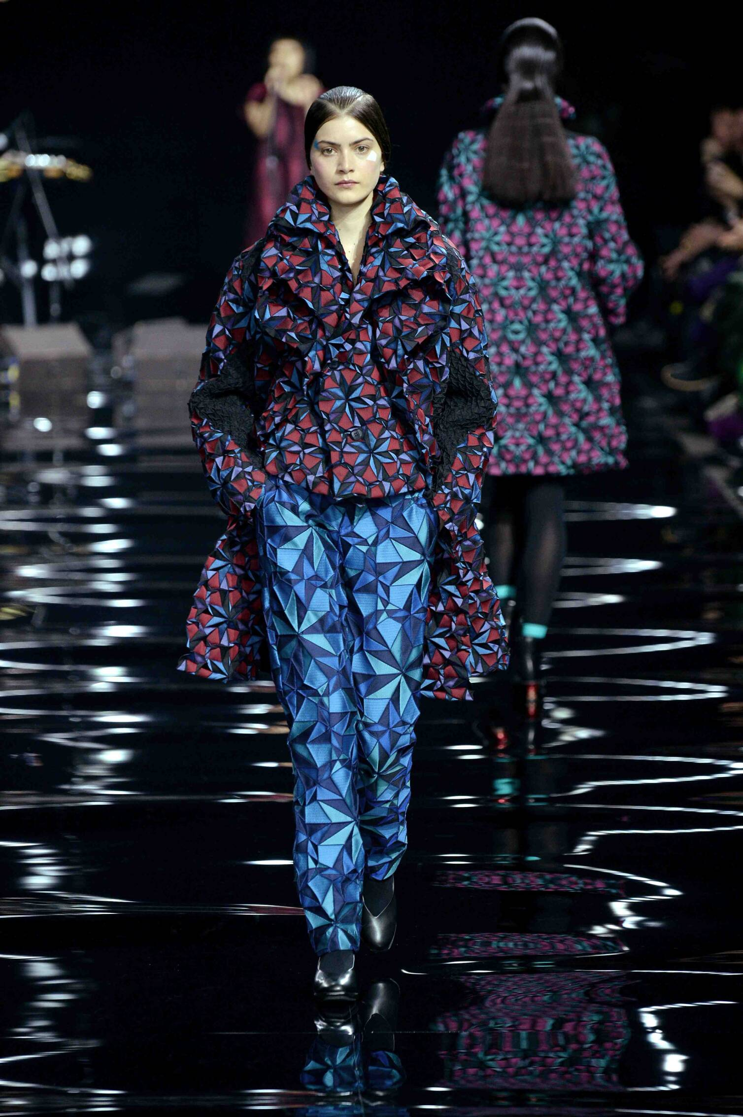 Winter Fashion Trends 2015 2016 Issey Miyake Collection