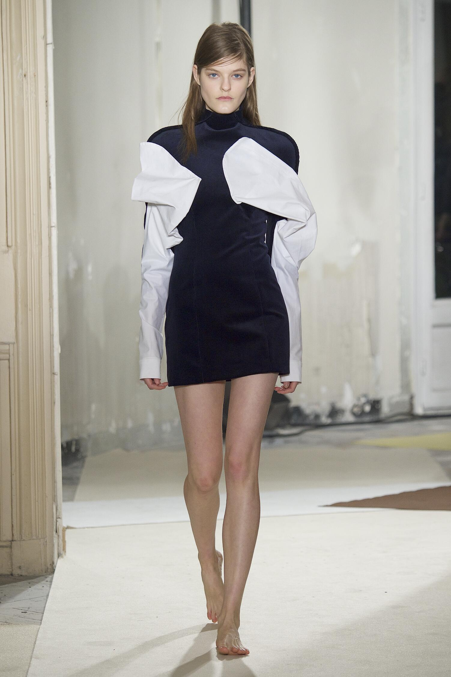 Winter Fashion Trends 2015 2016 Jacquemus Collection