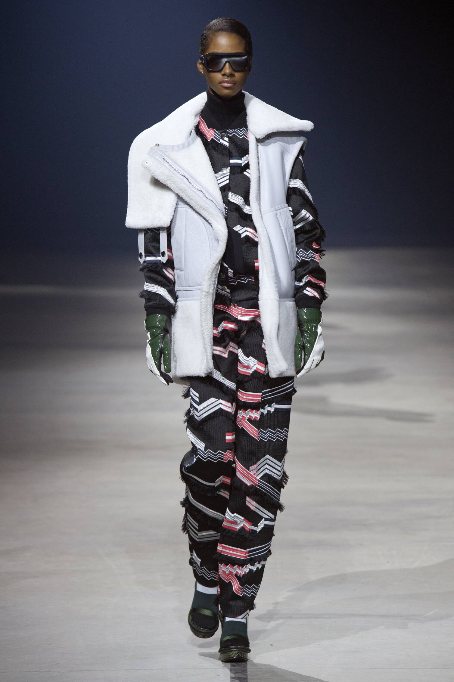 Winter Fashion Trends 2015 2016 Kenzo Collection