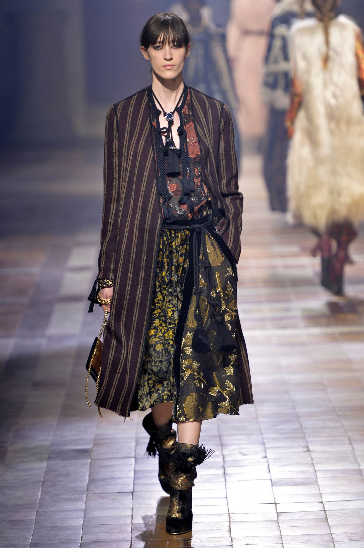 Winter Fashion Trends 2015 2016 Lanvin Collection