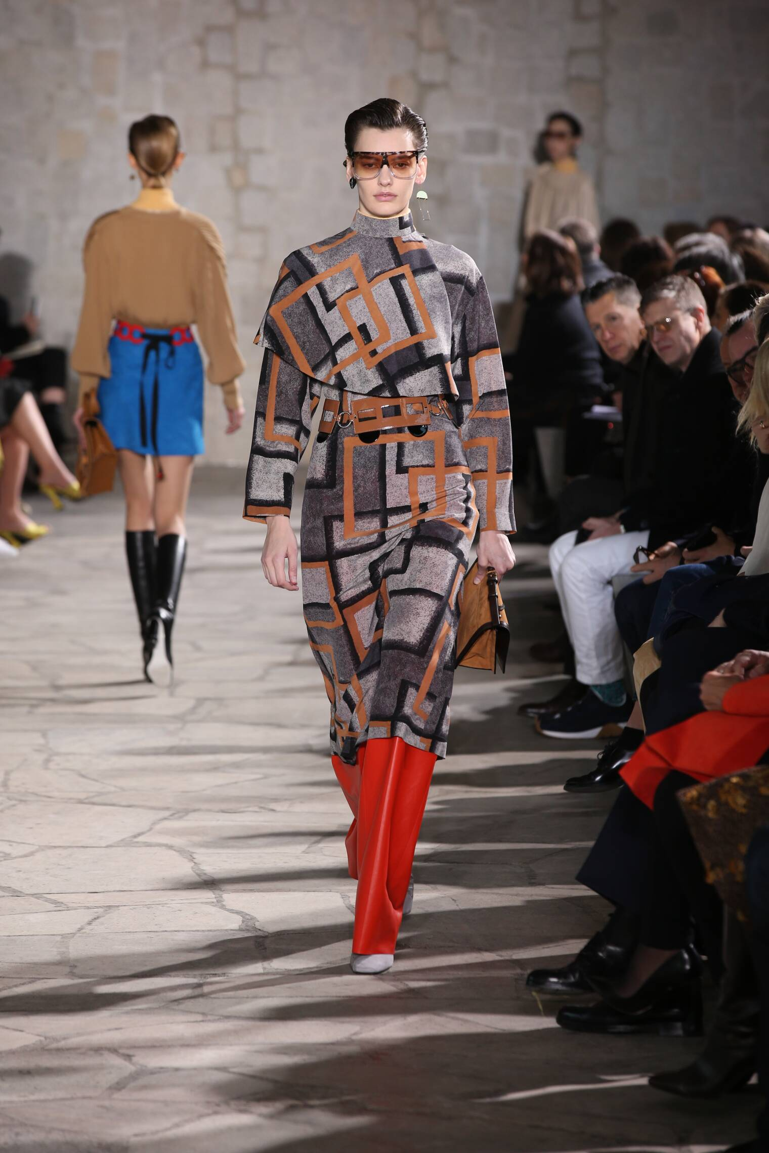 Winter Fashion Trends 2015 2016 Loewe Collection