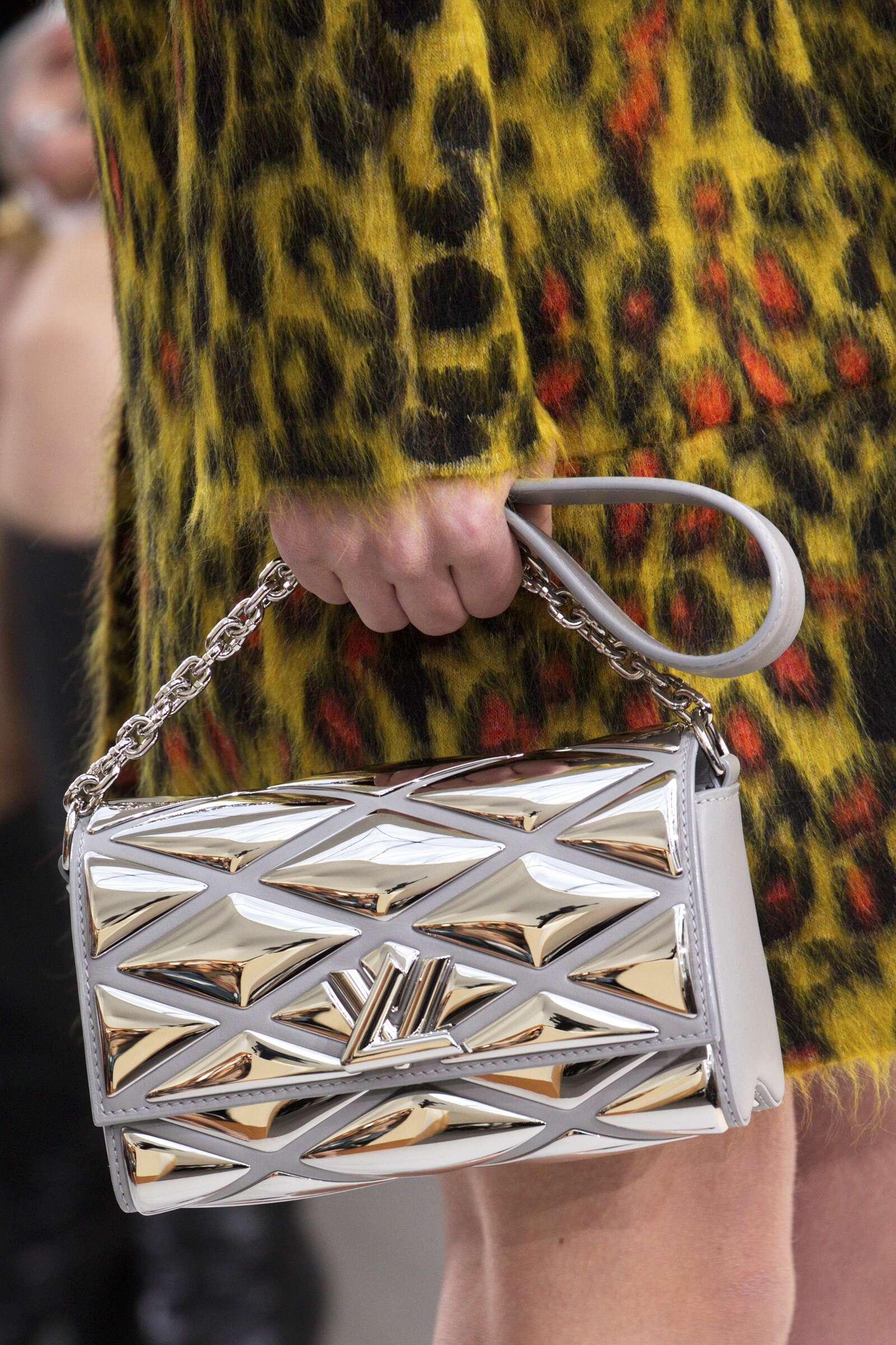 Winter Fashion Trends 2015 2016 Louis Vuitton Bag Details Collection