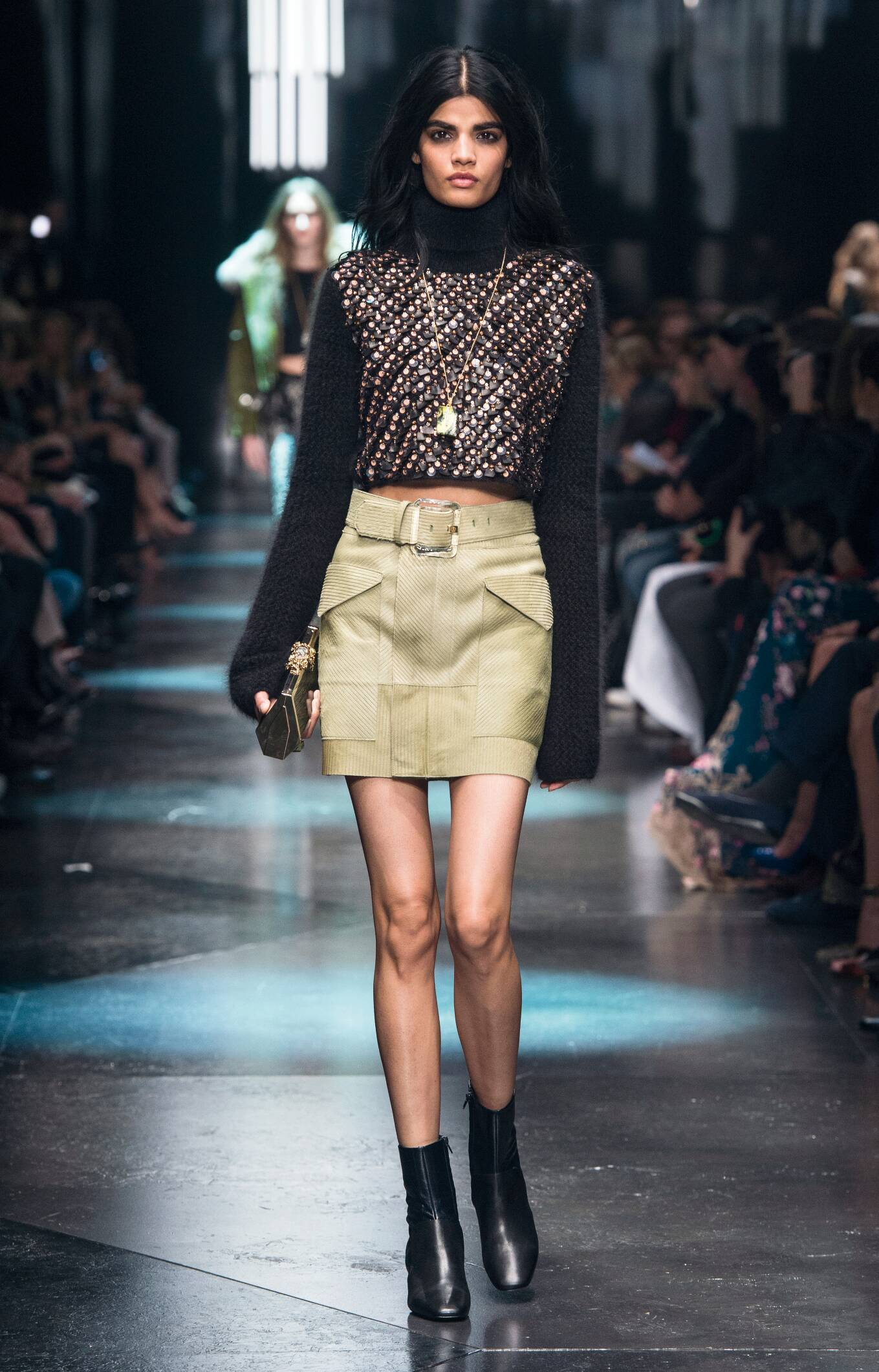 Winter Fashion Trends 2015 2016 Roberto Cavalli Collection