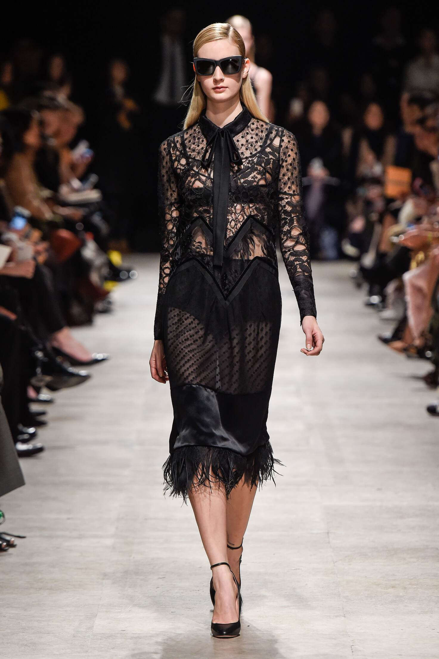 Winter Fashion Trends 2015 2016 Rochas Collection