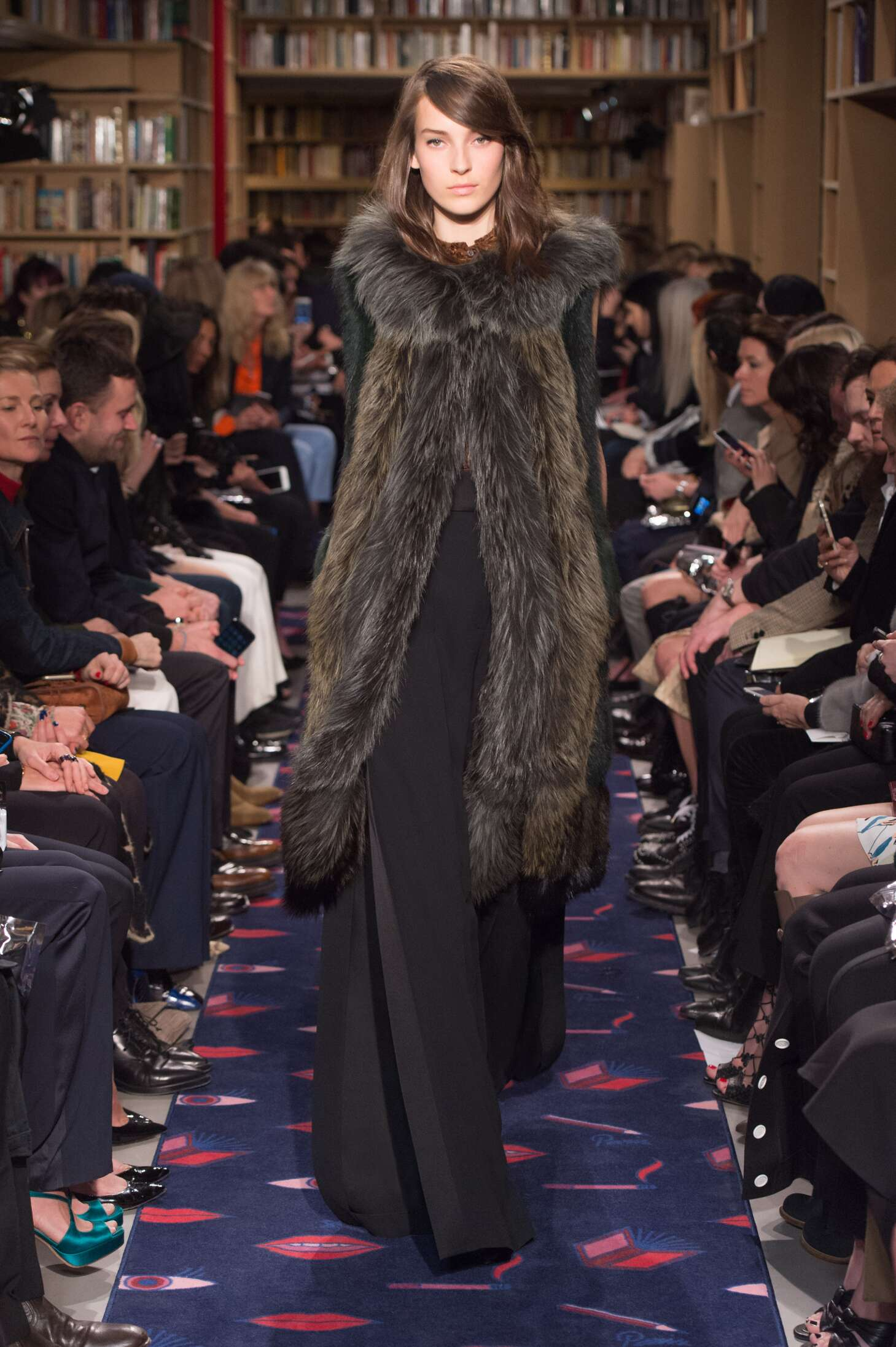 Winter Fashion Trends 2015 2016 Sonia Rykiel Collection