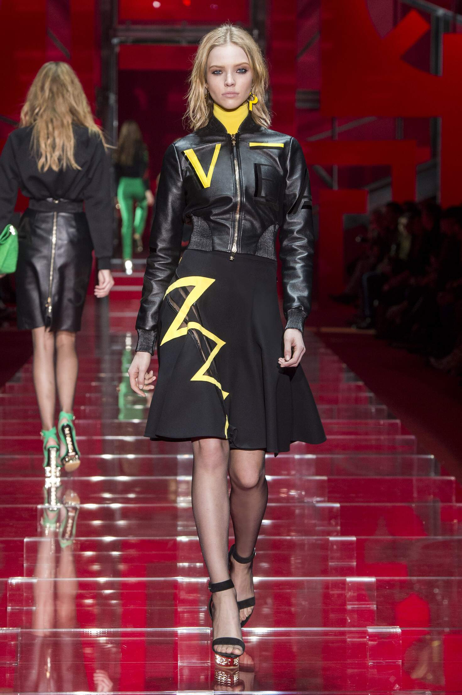Winter Fashion Trends 2015 2016 Versace Collection