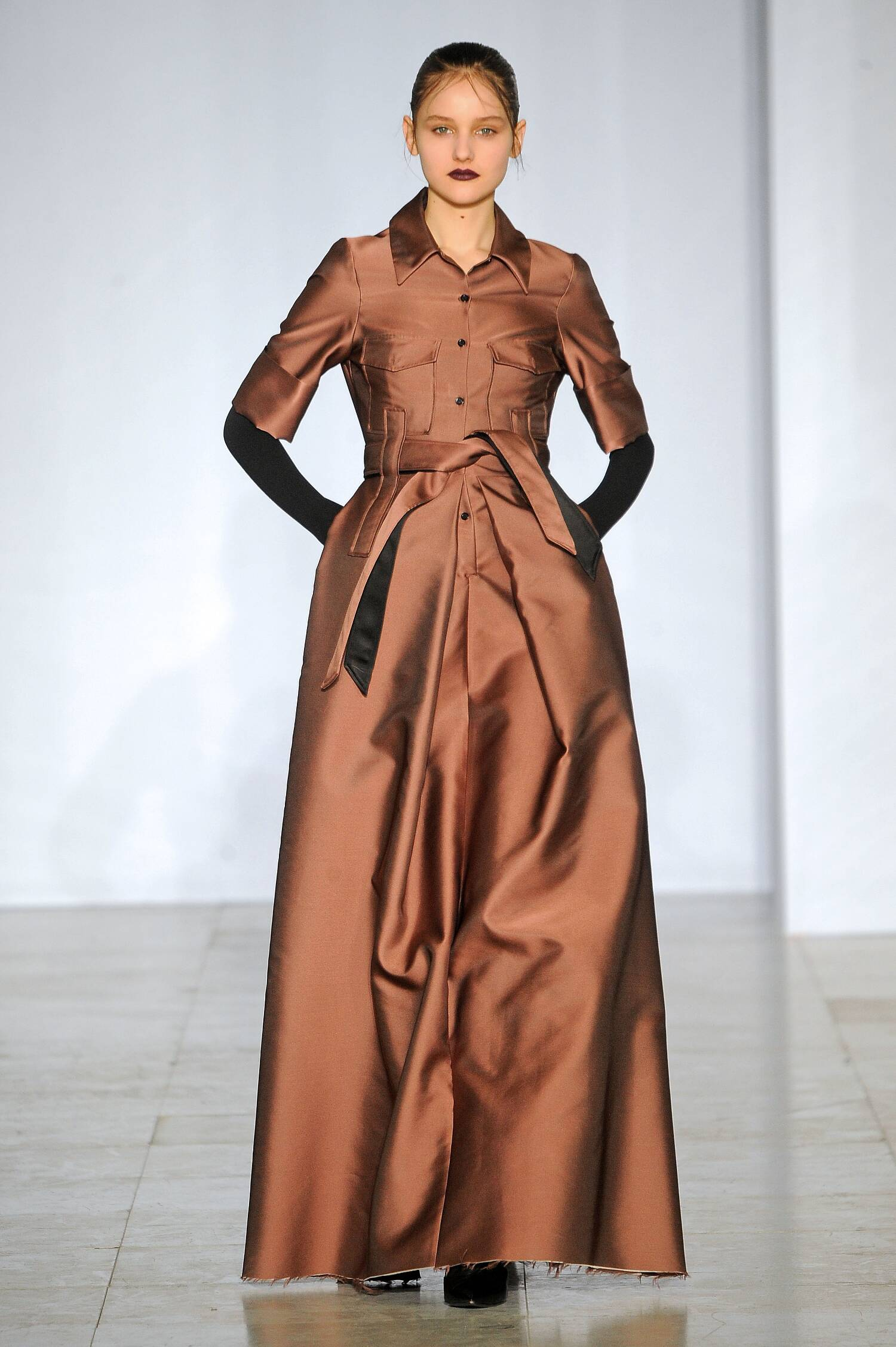 Winter Fashion Trends 2015 2016 Yang Li Collection