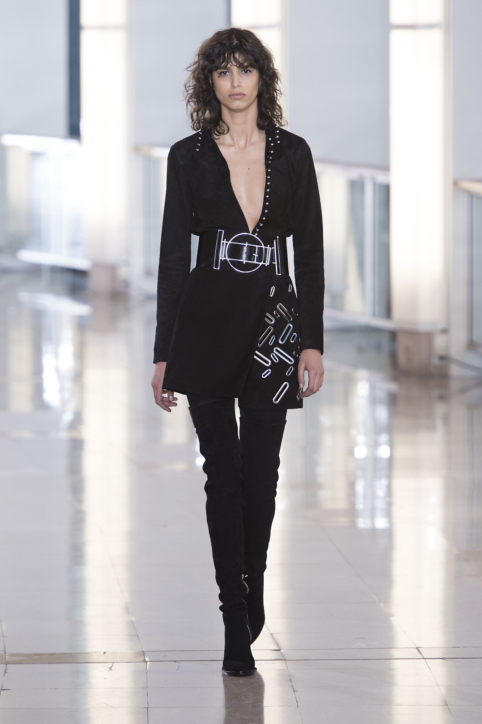 Winter Trends 2015 Anthony Vaccarello Collection