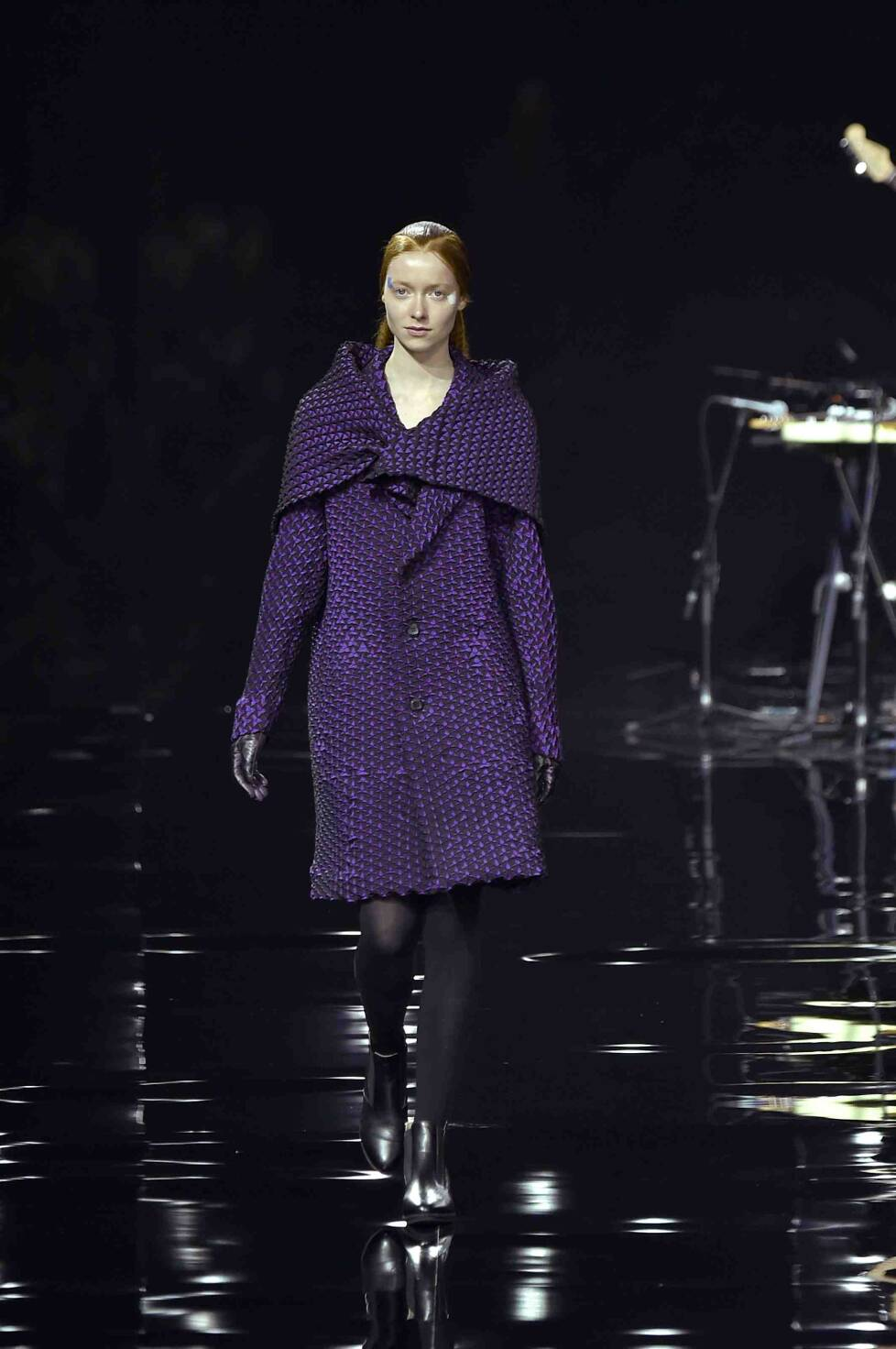Winter Trends 2015 Issey Miyake Collection