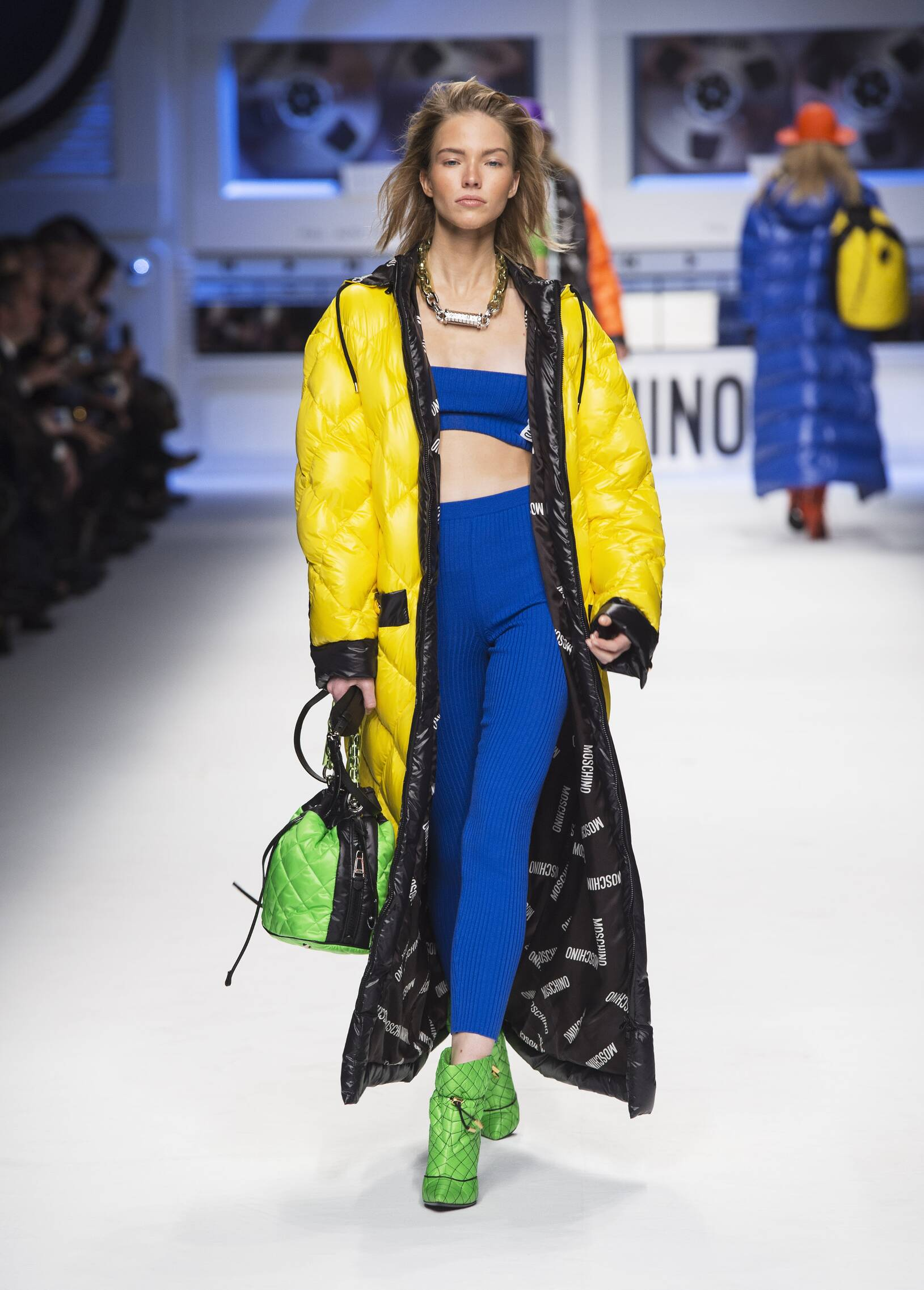 Winter Trends 2015 Moschino Collection