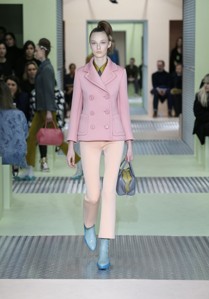 Winter Trends 2015 Prada Collection