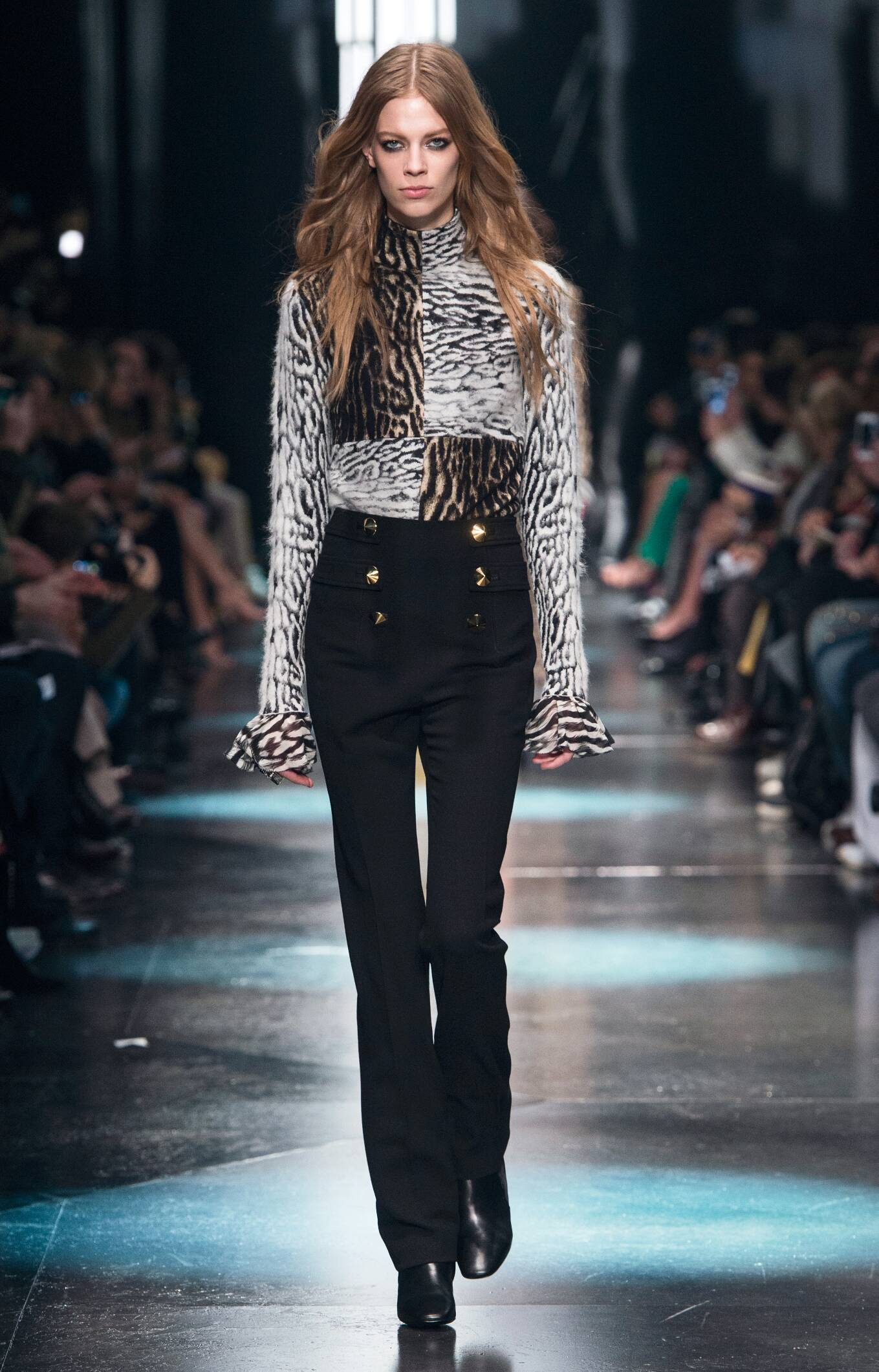 Winter Trends 2015 Roberto Cavalli Collection